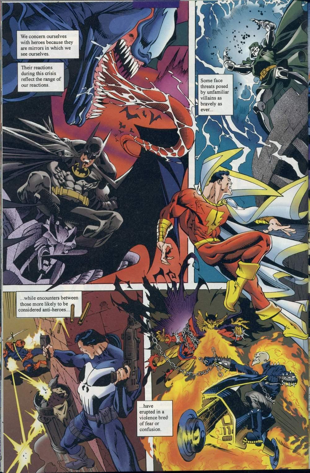 Read online DC Versus Marvel Comics comic -  Issue #1 - 28