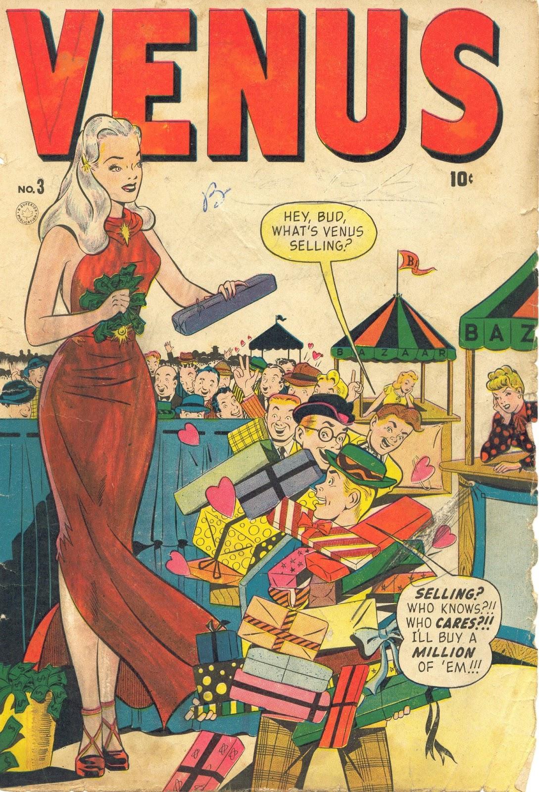 Venus (1948) issue 3 - Page 3