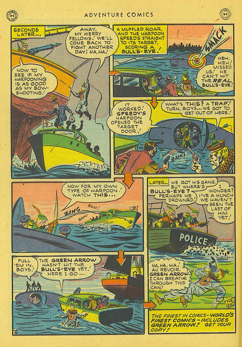 Read online Adventure Comics (1938) comic -  Issue #131 - 32