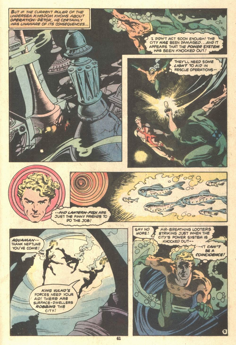 Read online Adventure Comics (1938) comic -  Issue #464 - 61