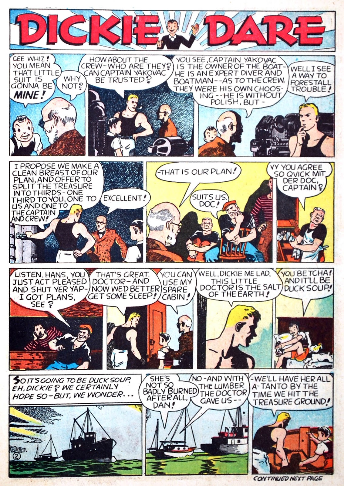 Read online Famous Funnies comic -  Issue #75 - 27