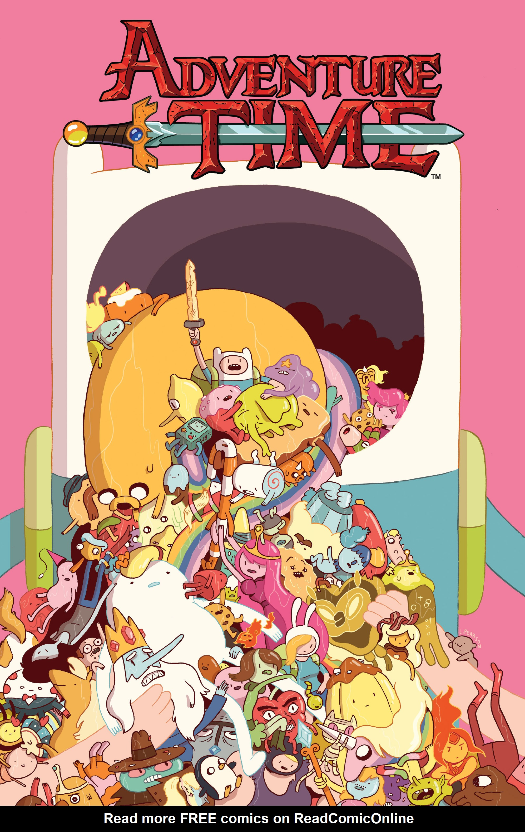 Read online Adventure Time comic -  Issue #Adventure Time _TPB 6 - 1