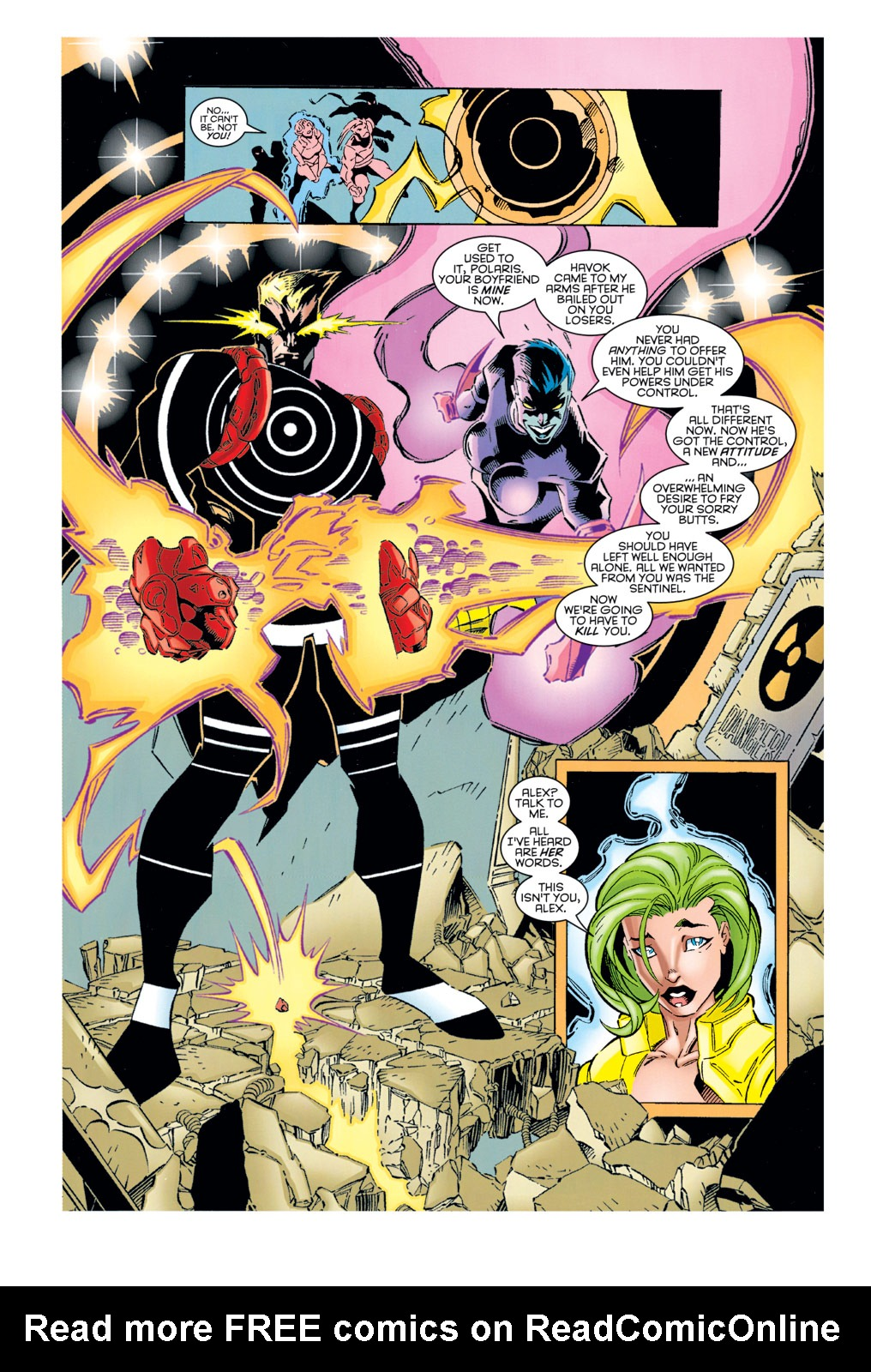 Read online X-Factor (1986) comic -  Issue #125 - 13