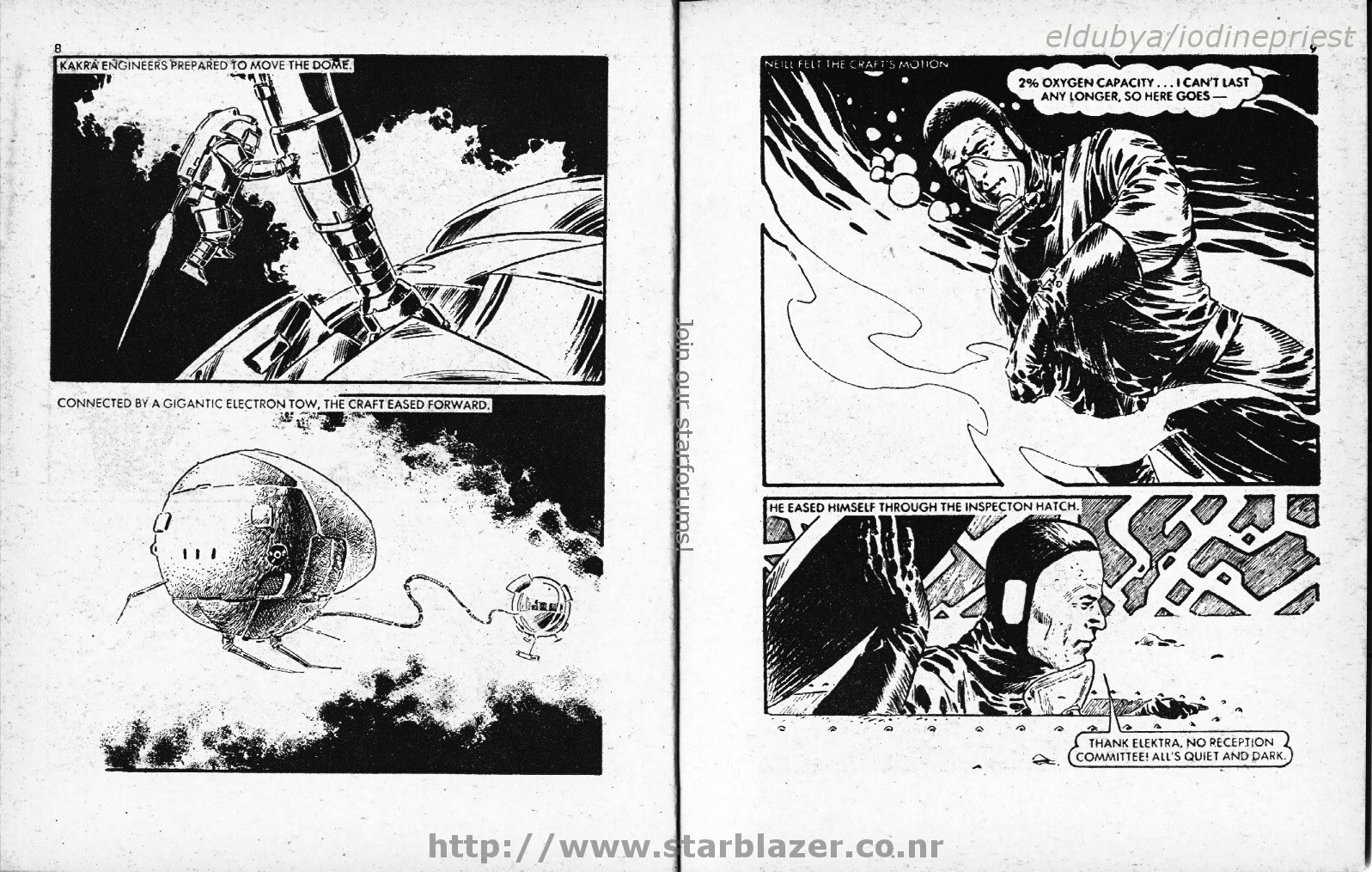 Starblazer issue 59 - Page 6
