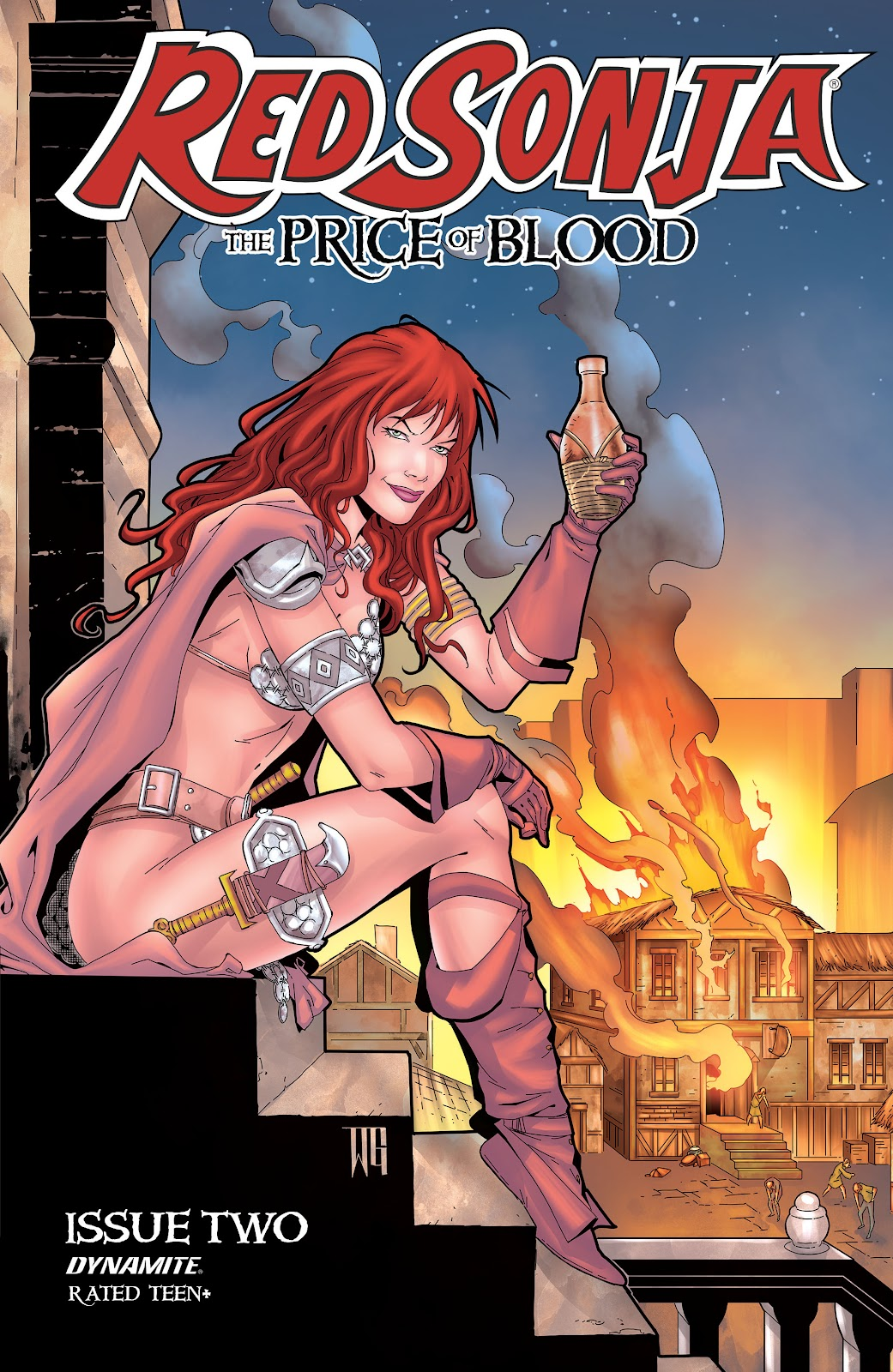 Red Sonja: The Price of Blood issue 2 - Page 4
