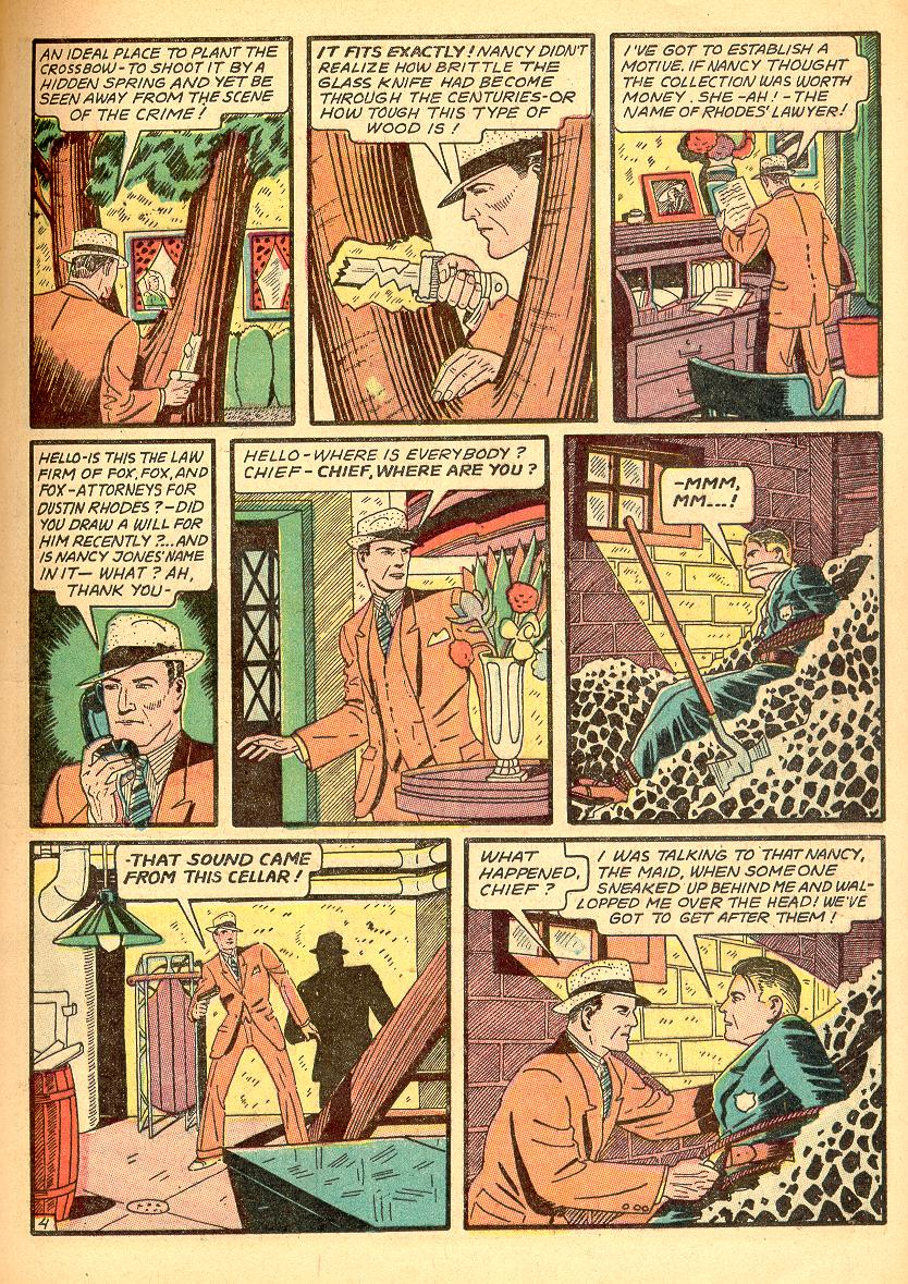 Read online Detective Comics (1937) comic -  Issue #30 - 39