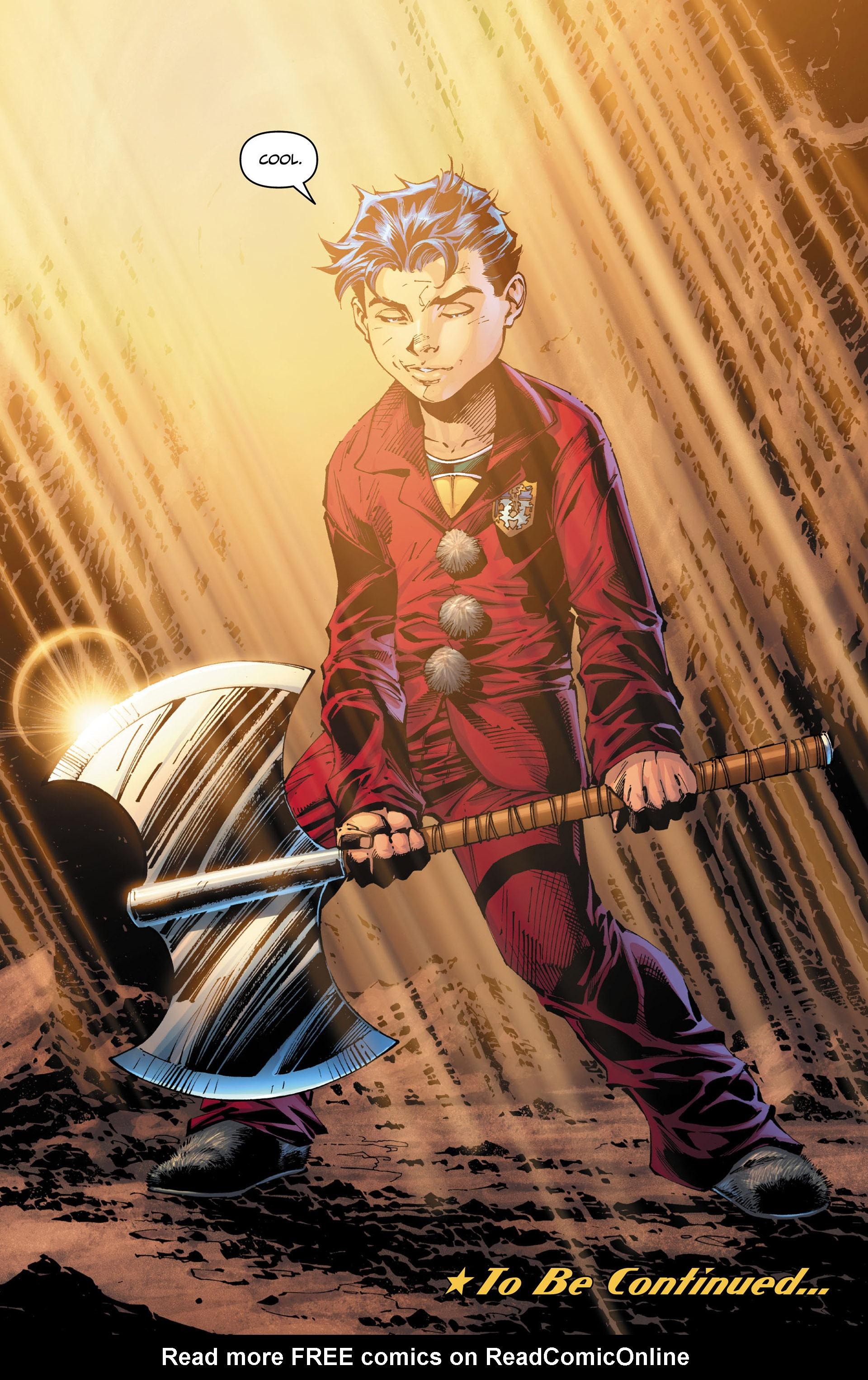 Read online All Star Batman & Robin, The Boy Wonder comic -  Issue #5 - 21