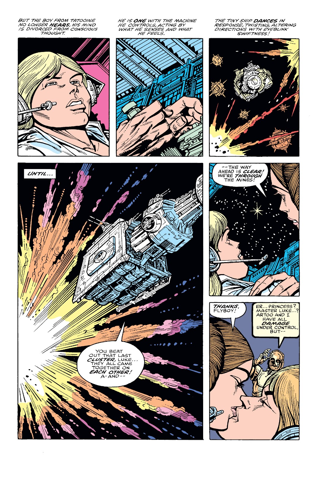 Read online Star Wars Legends: The Original Marvel Years - Epic Collection comic -  Issue # TPB 2 (Part 1) - 35
