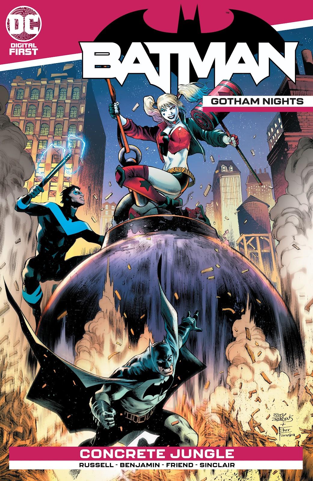 Batman: Gotham Nights (2020) issue 5 - Page 1