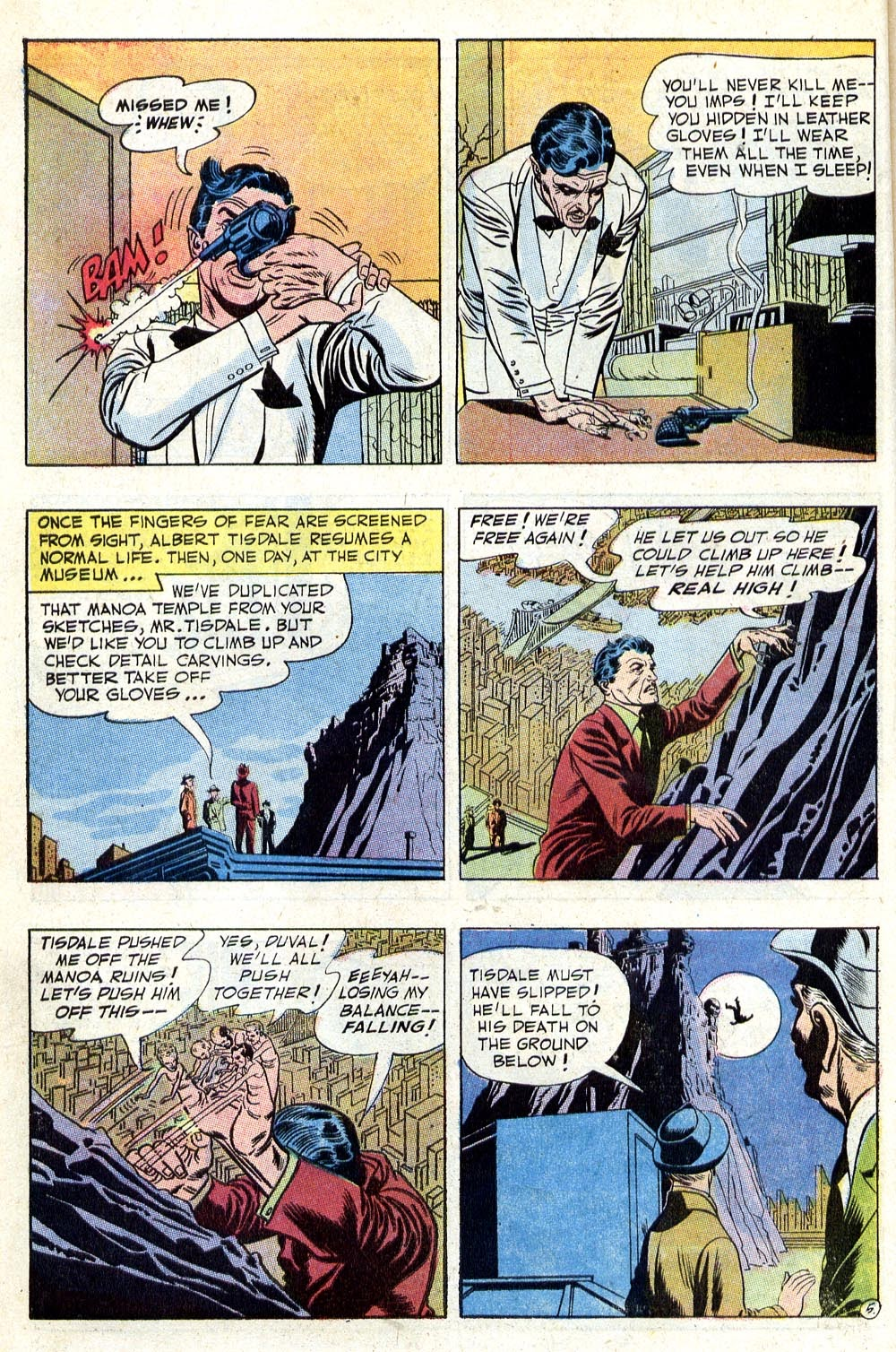 The Witching Hour (1969) issue 17 - Page 16