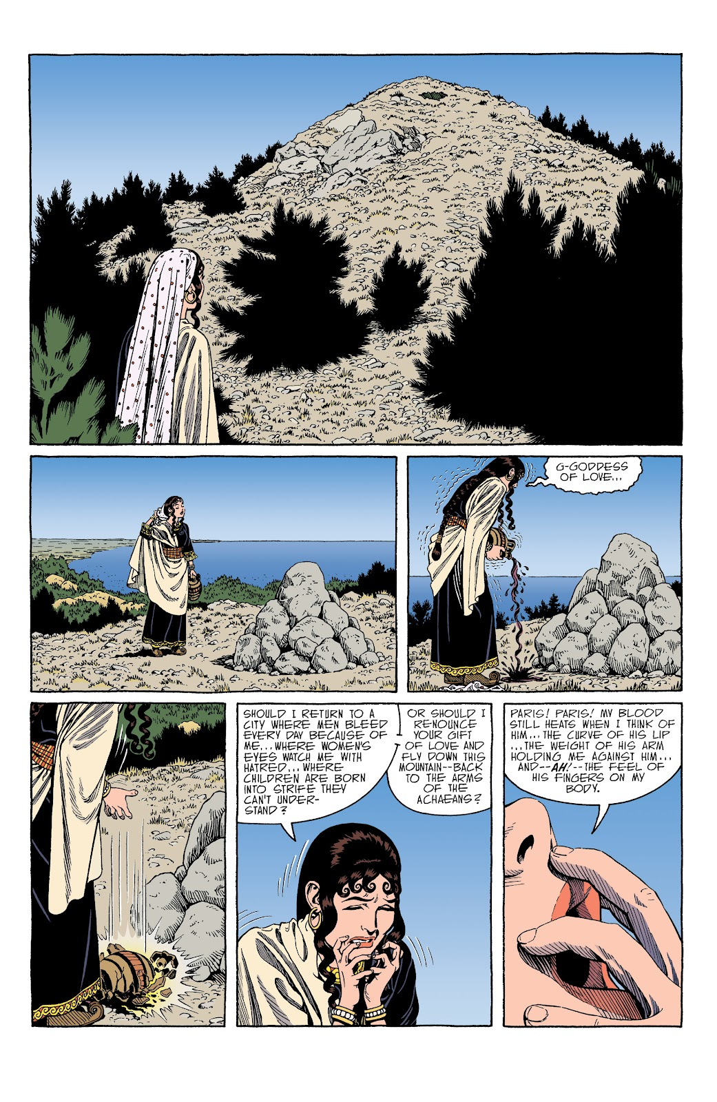 Read online Age of Bronze comic -  Issue #34 - 13