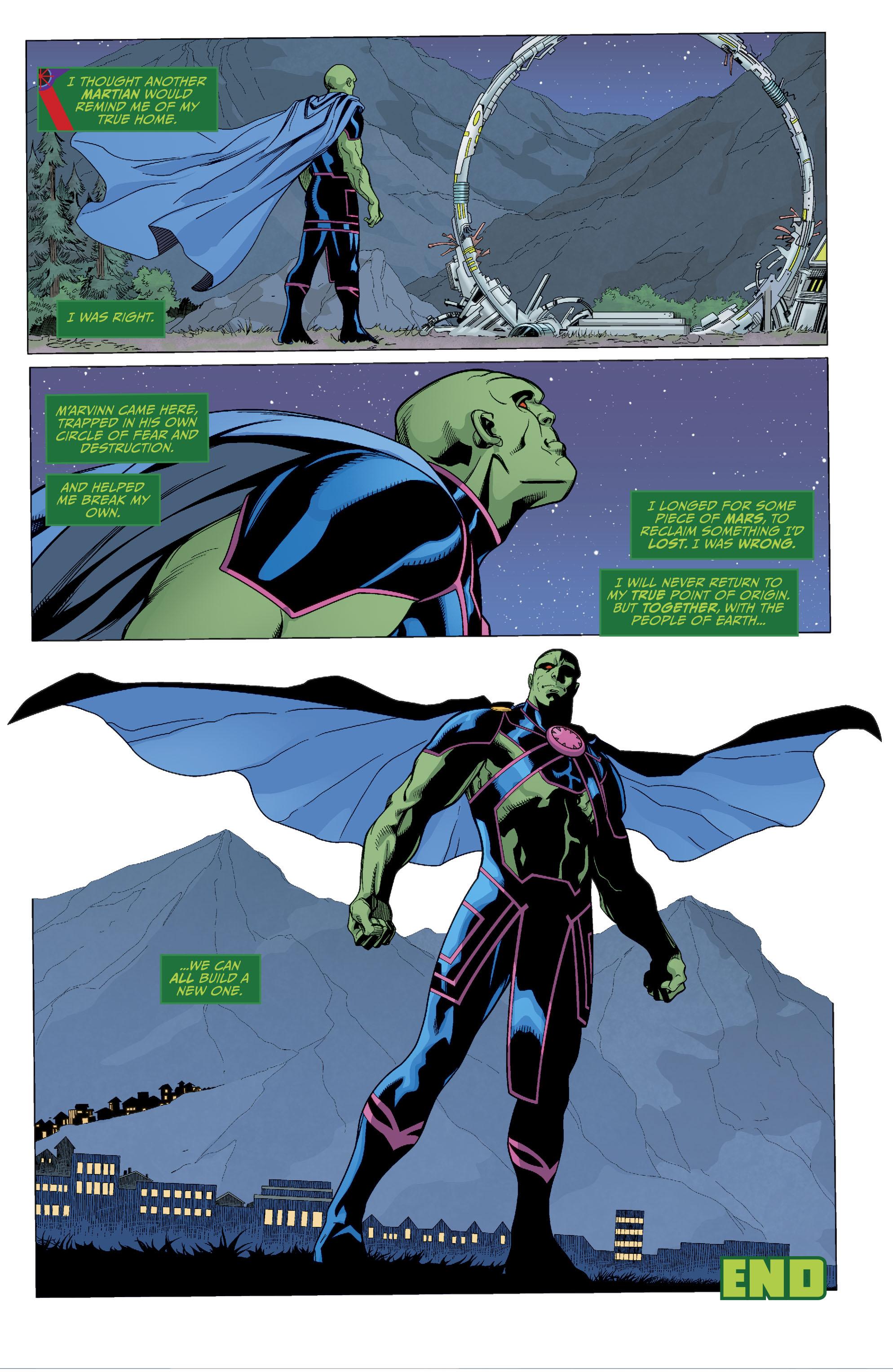 Read online Martian Manhunter/Marvin the Martian Special comic -  Issue # Full - 33