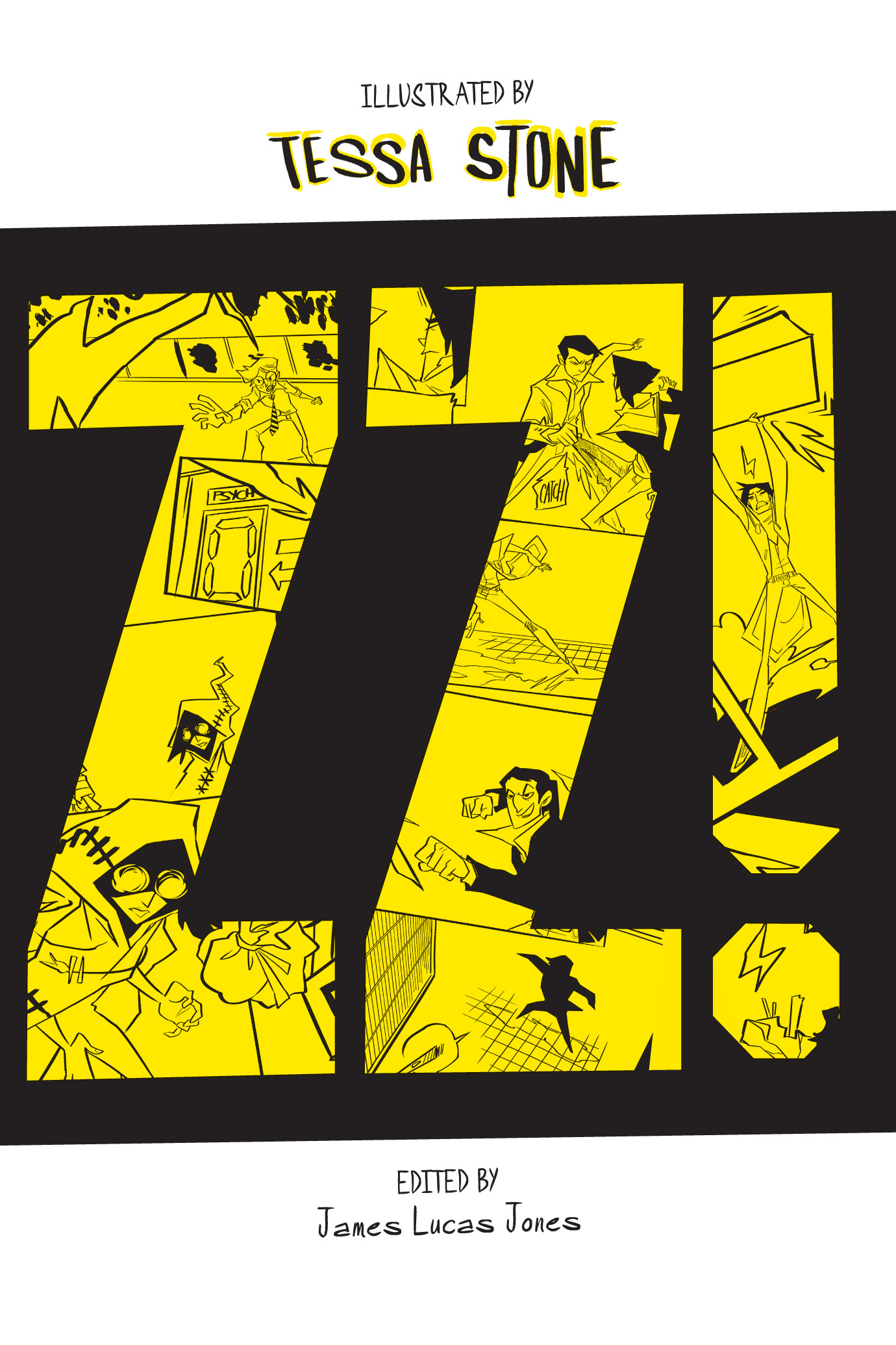 Read online BUZZ! comic -  Issue # TPB - 5