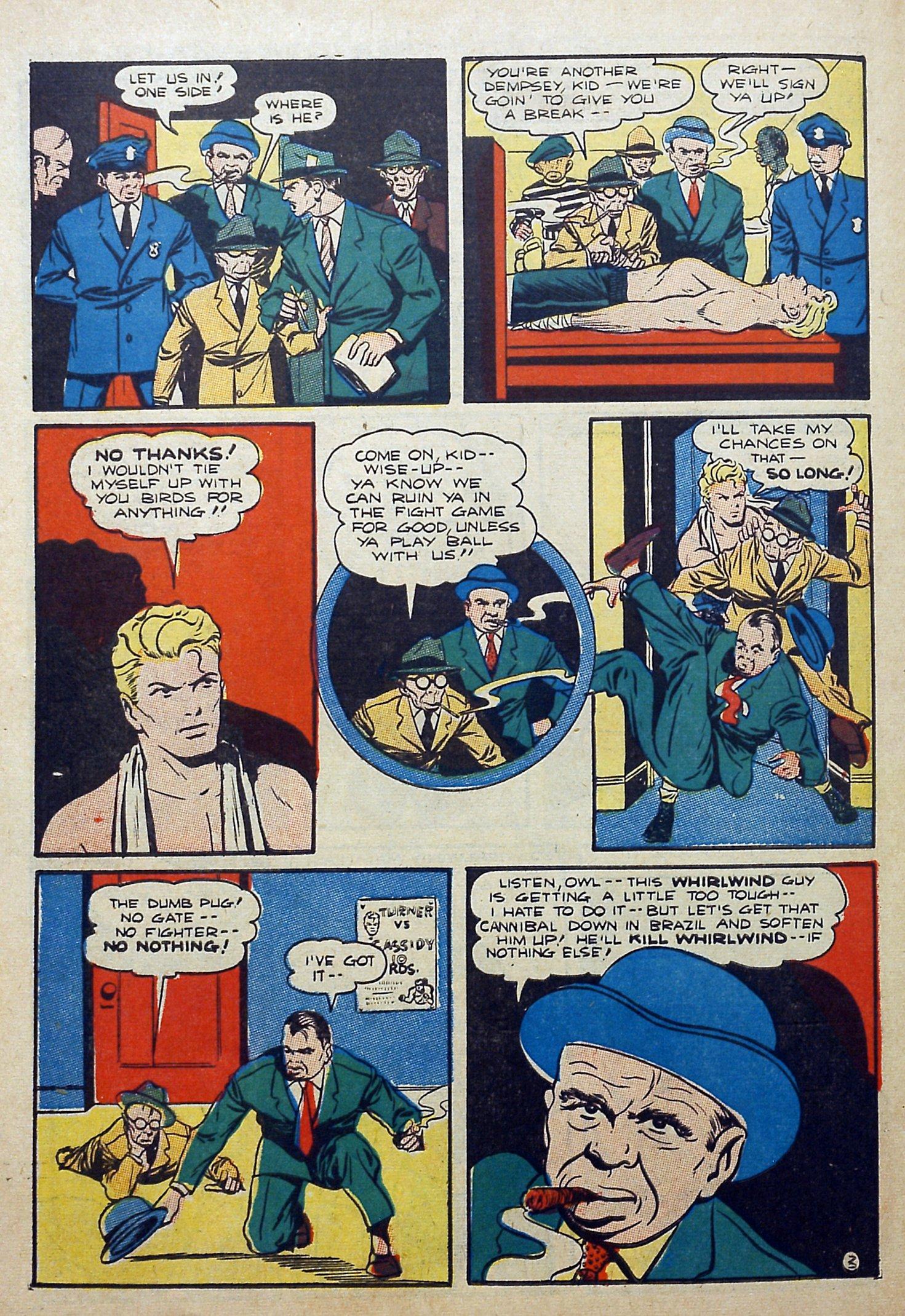 Daredevil (1941) issue 3 - Page 58