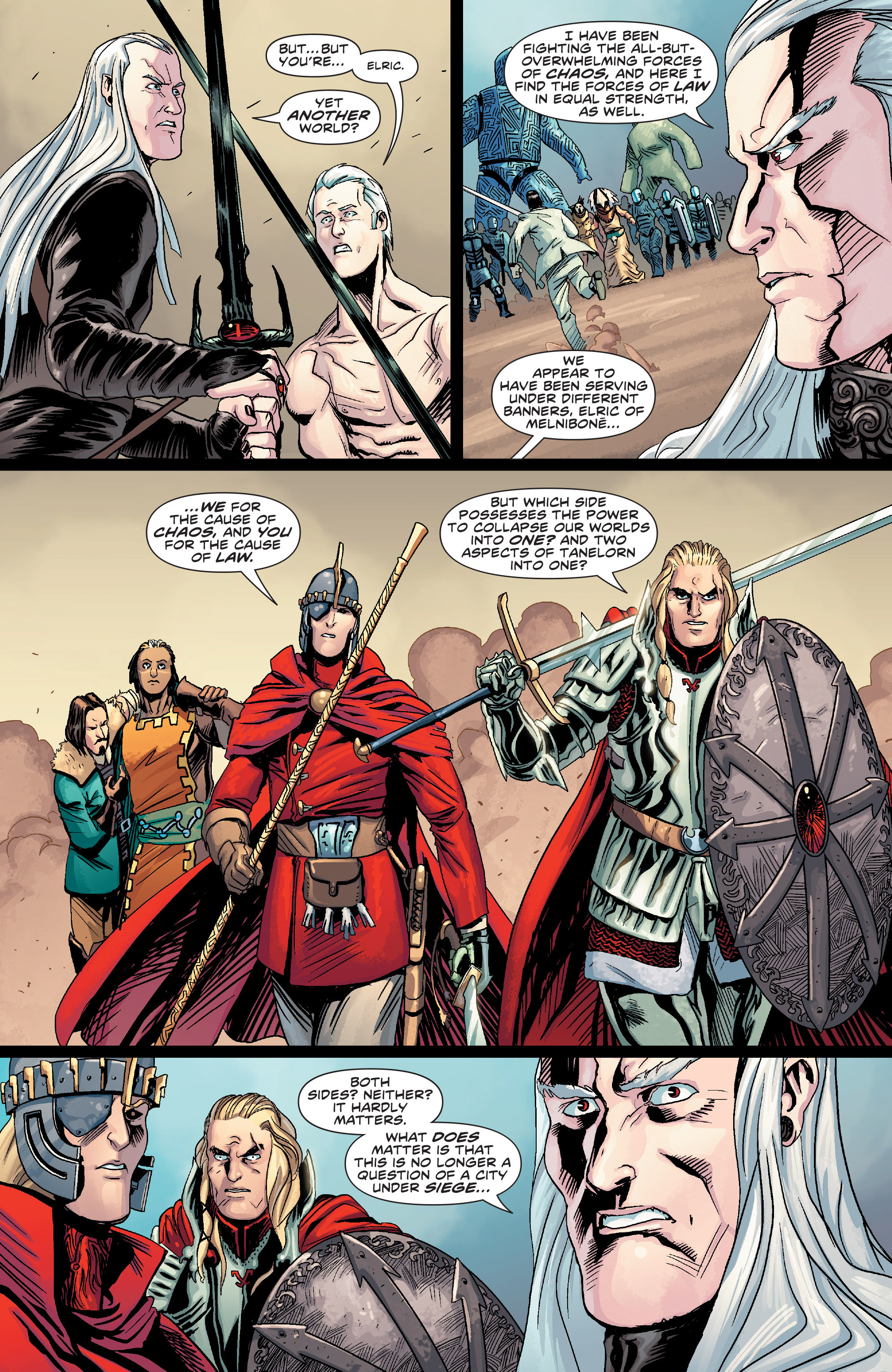 Read online Elric: The Balance Lost comic -  Issue # TPB 2 - 66