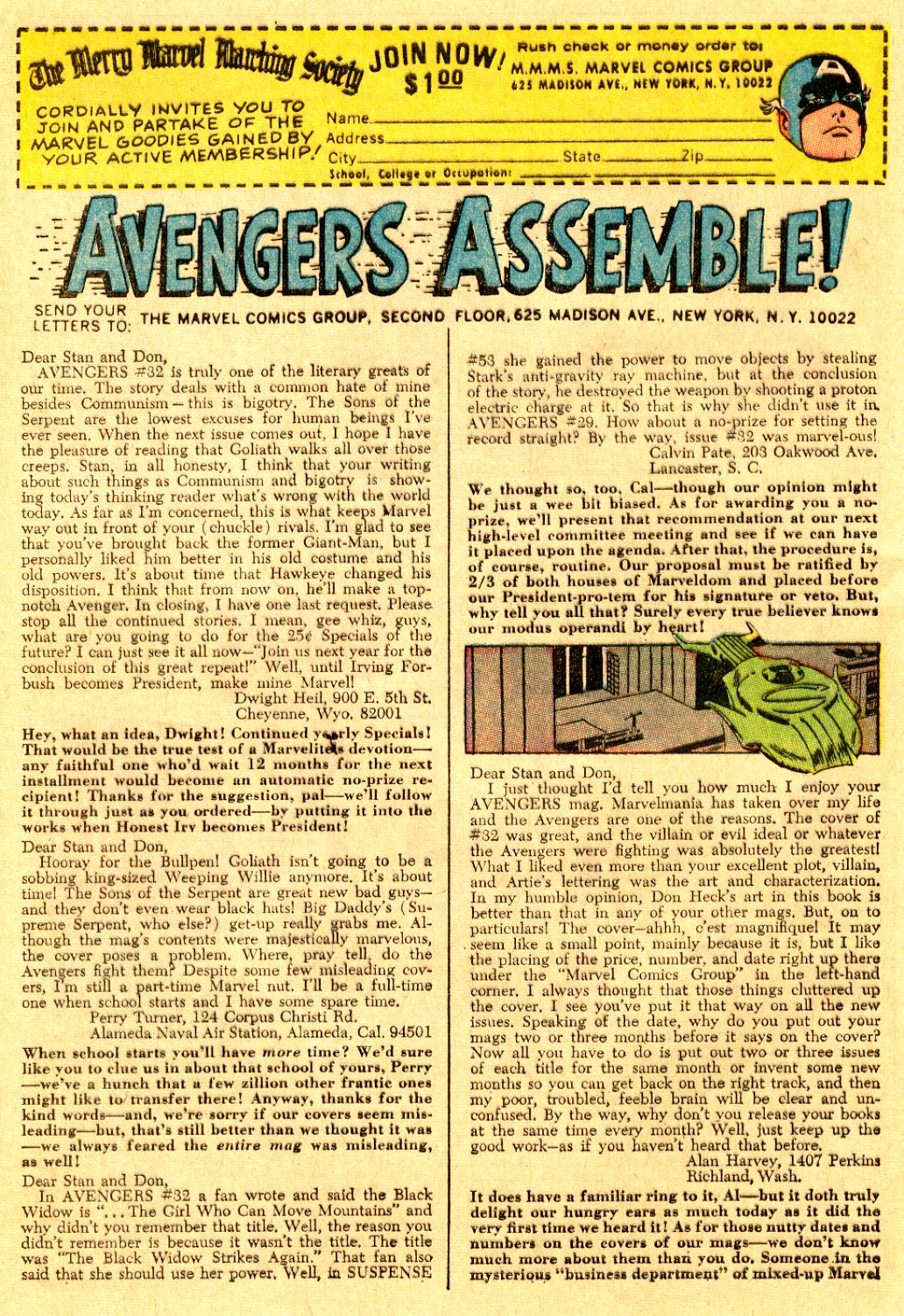 The Avengers (1963) 35 Page 24