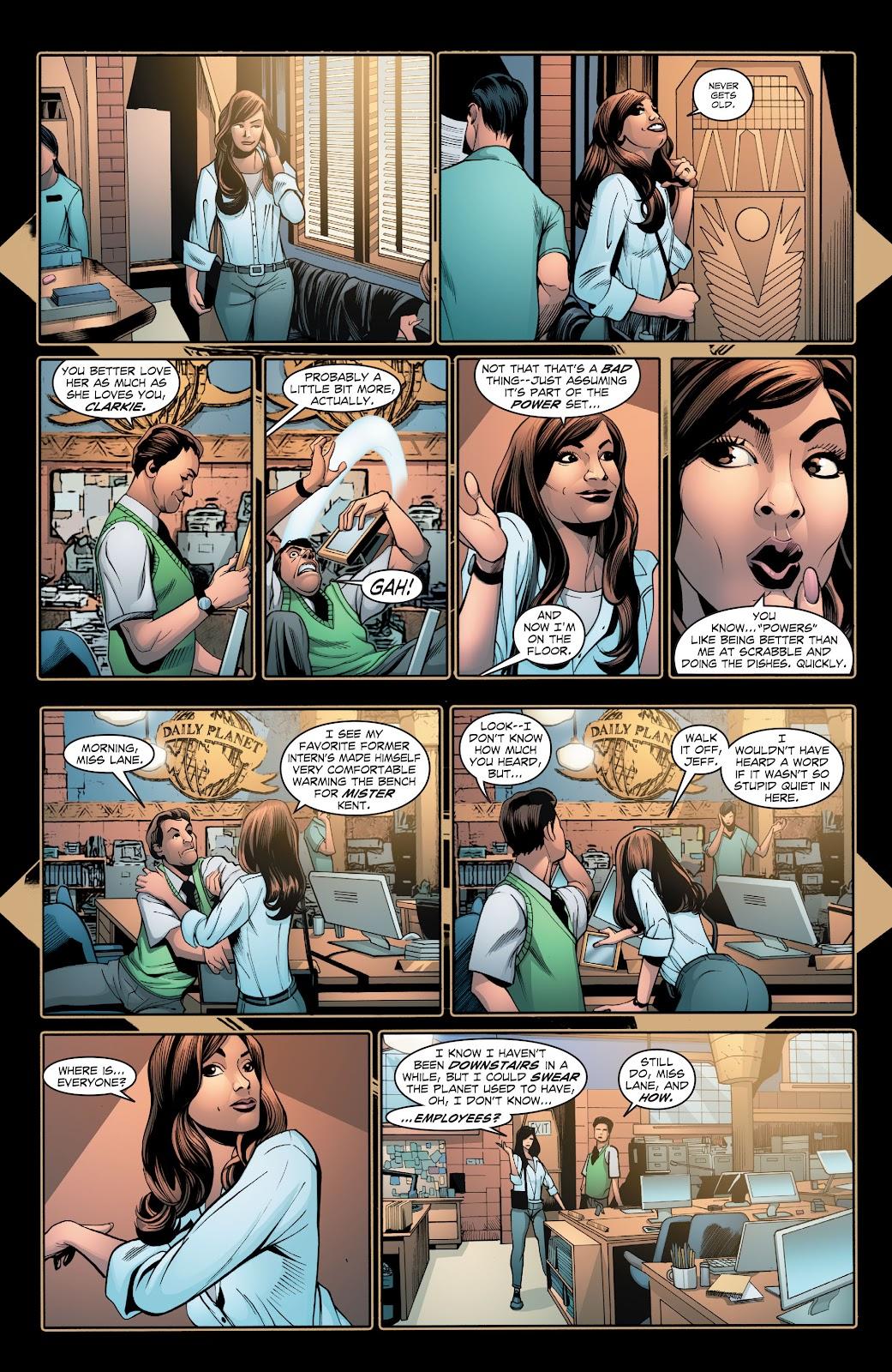 Read online Smallville Season 11 [II] comic -  Issue # TPB 2 - 20