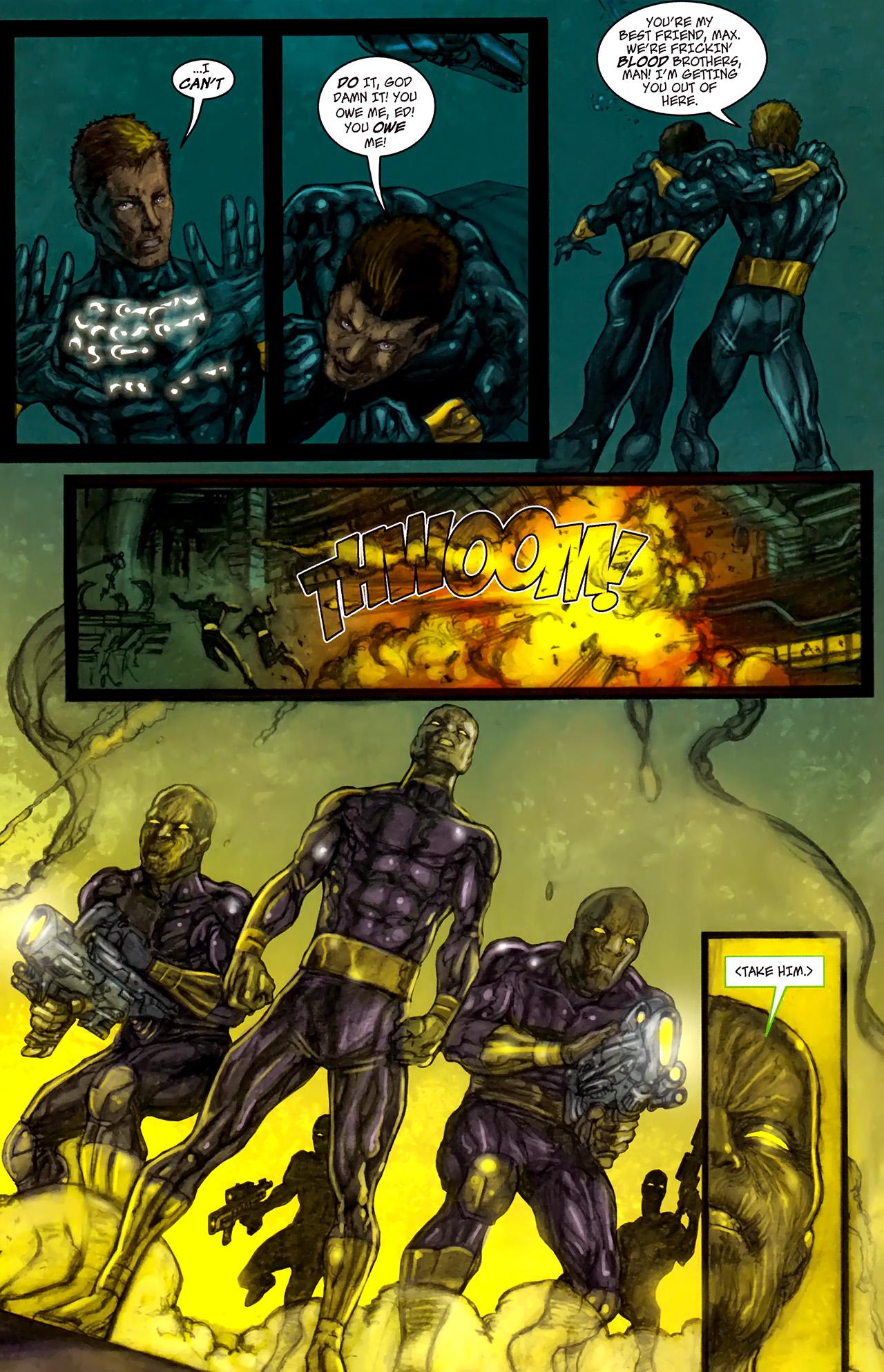 Read online Phoenix comic -  Issue #1 - 12
