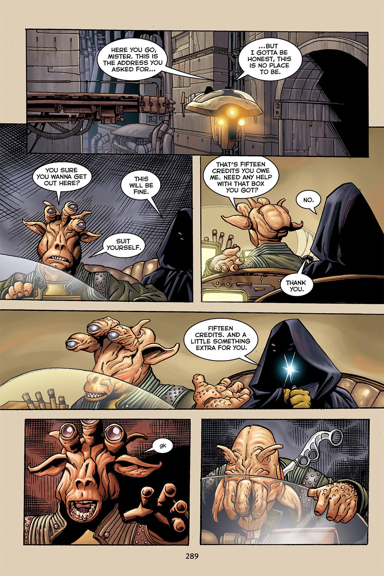 Read online Star Wars Omnibus comic -  Issue # Vol. 10 - 285
