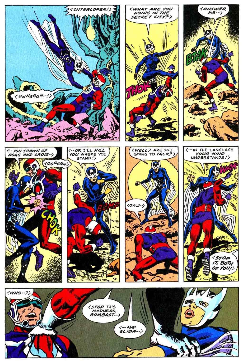 Read online Bombast comic -  Issue # Full - 29