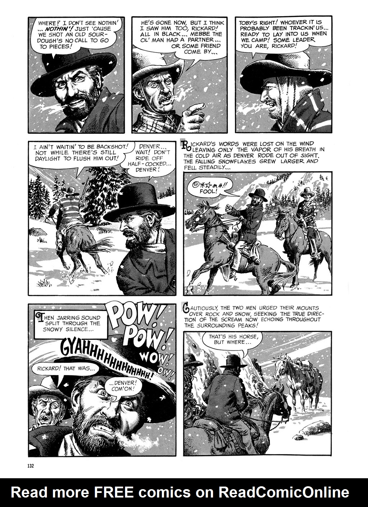 Read online Eerie Archives comic -  Issue # TPB 2 - 133