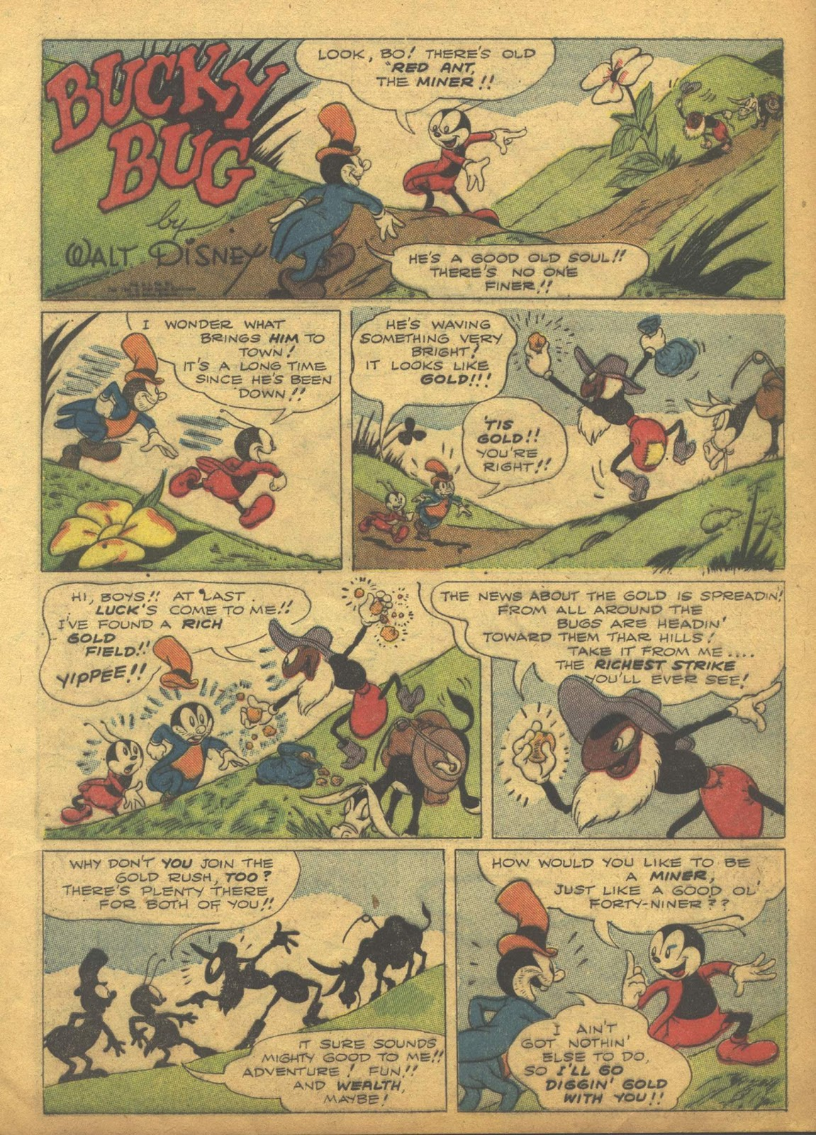 Walt Disney's Comics and Stories issue 63 - Page 13