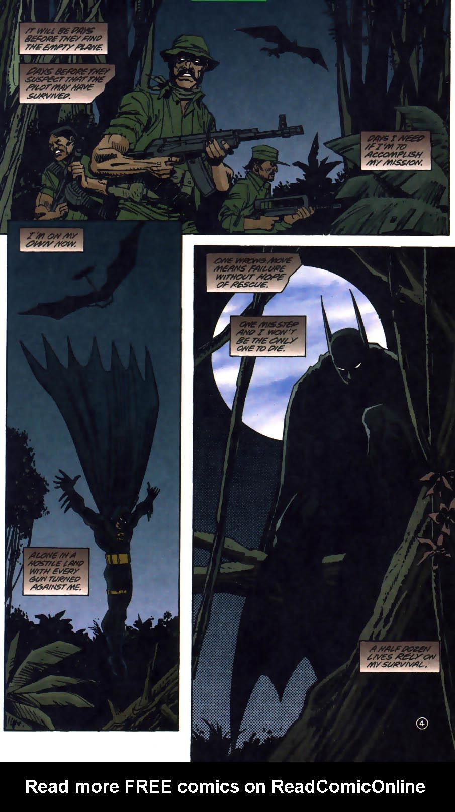 Read online Detective Comics (1937) comic -  Issue # _Annual 10 - 4