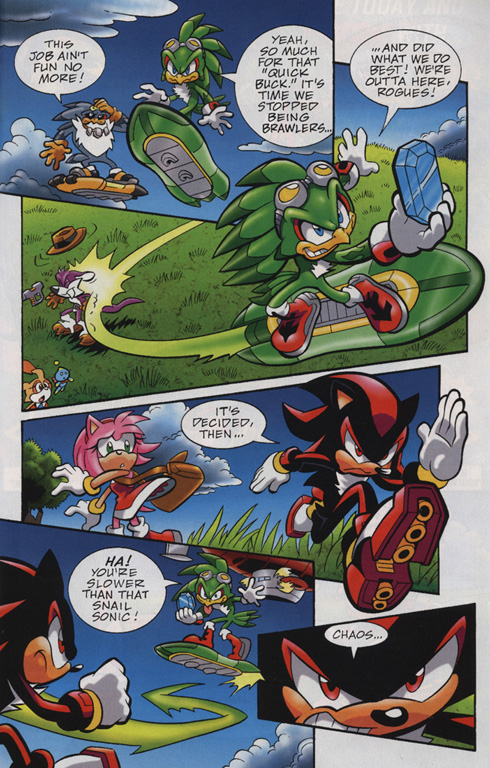 Read online Sonic Universe comic -  Issue #24 - 9
