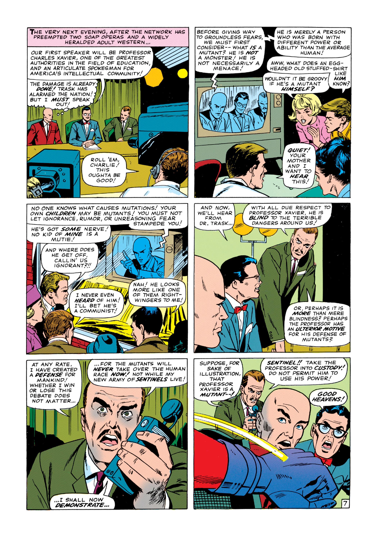 Read online Uncanny X-Men (1963) comic -  Issue #14 - 8