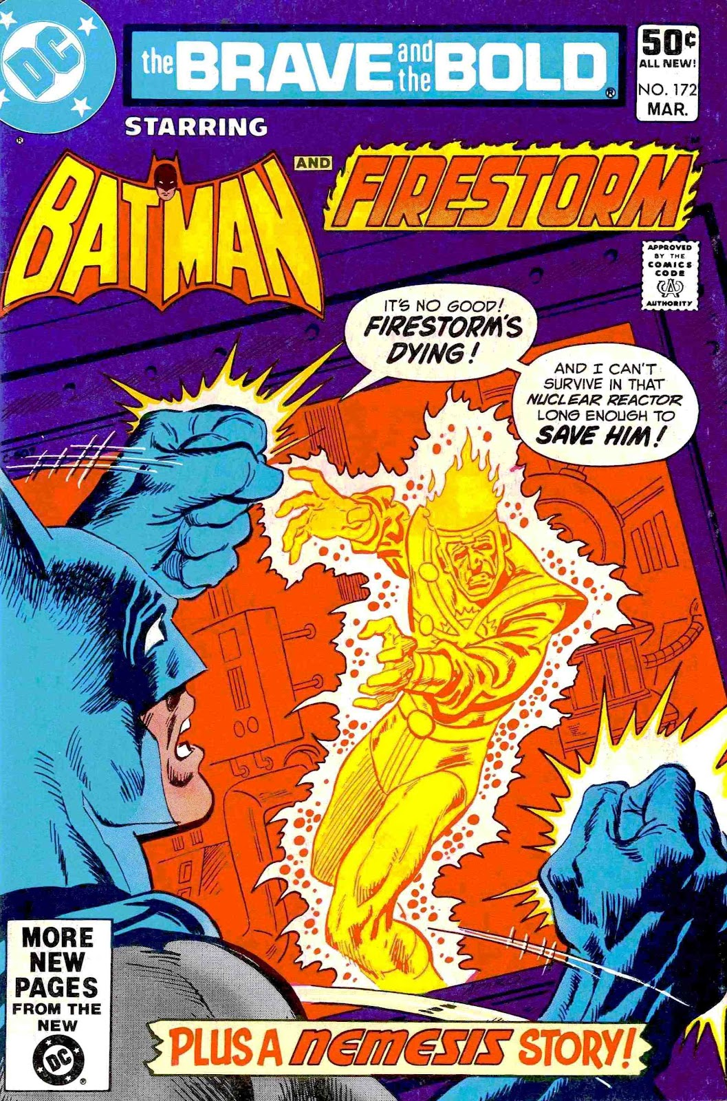 The Brave and the Bold (1955) issue 172 - Page 1