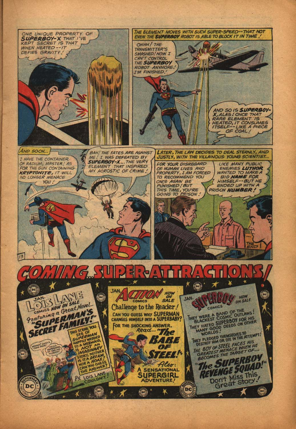 Read online Adventure Comics (1938) comic -  Issue #292 - 15
