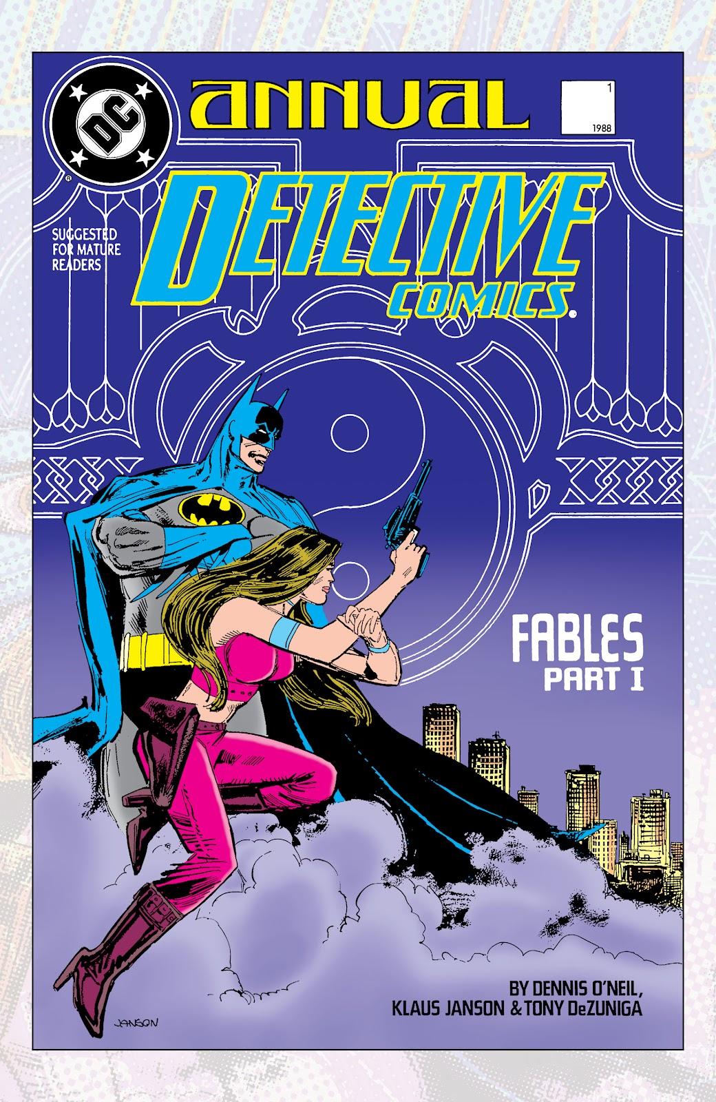 Read online Detective Comics (1937) comic -  Issue # _TPB Batman - The Dark Knight Detective 2 (Part 2) - 91