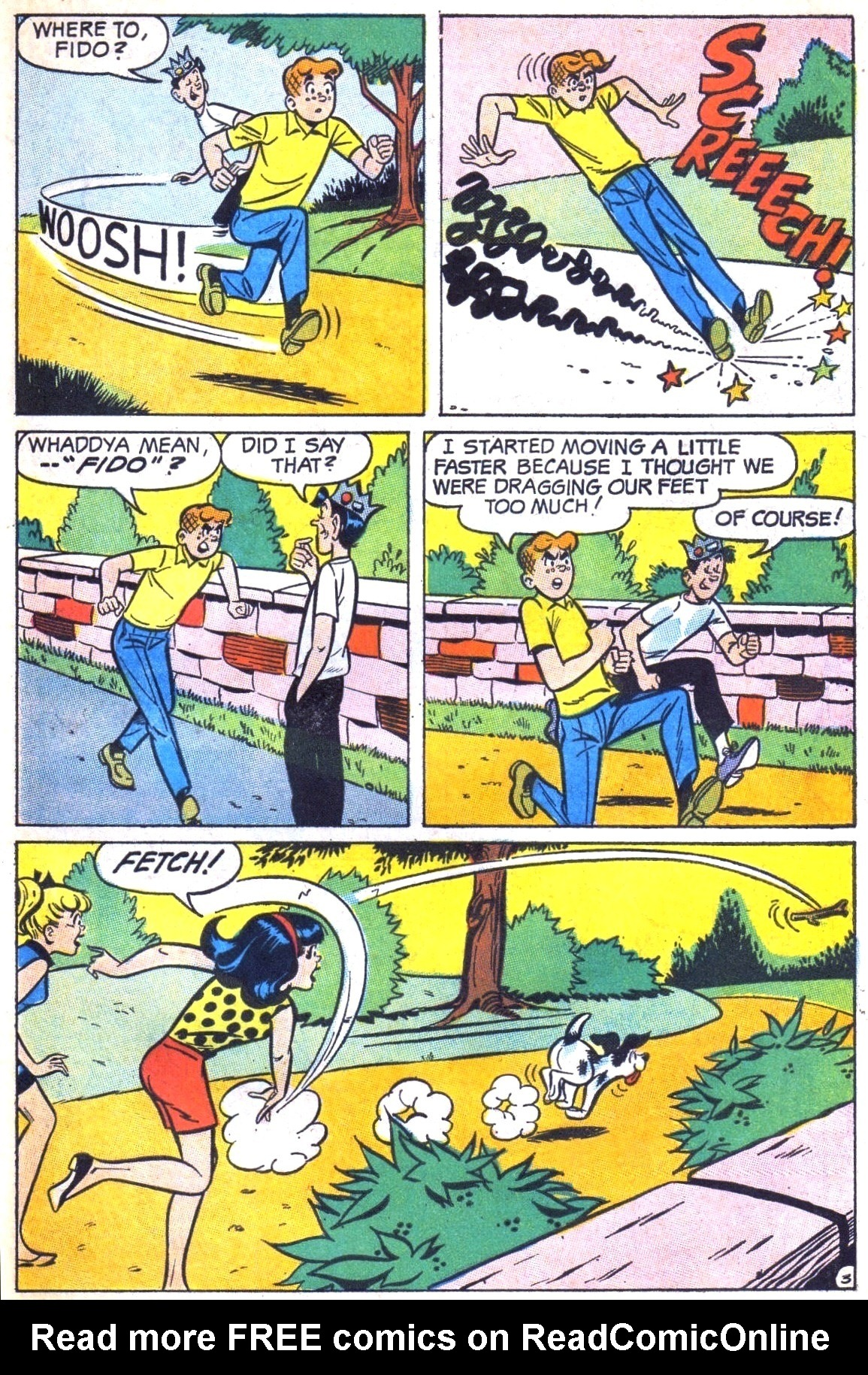 Read online Archie (1960) comic -  Issue #184 - 31