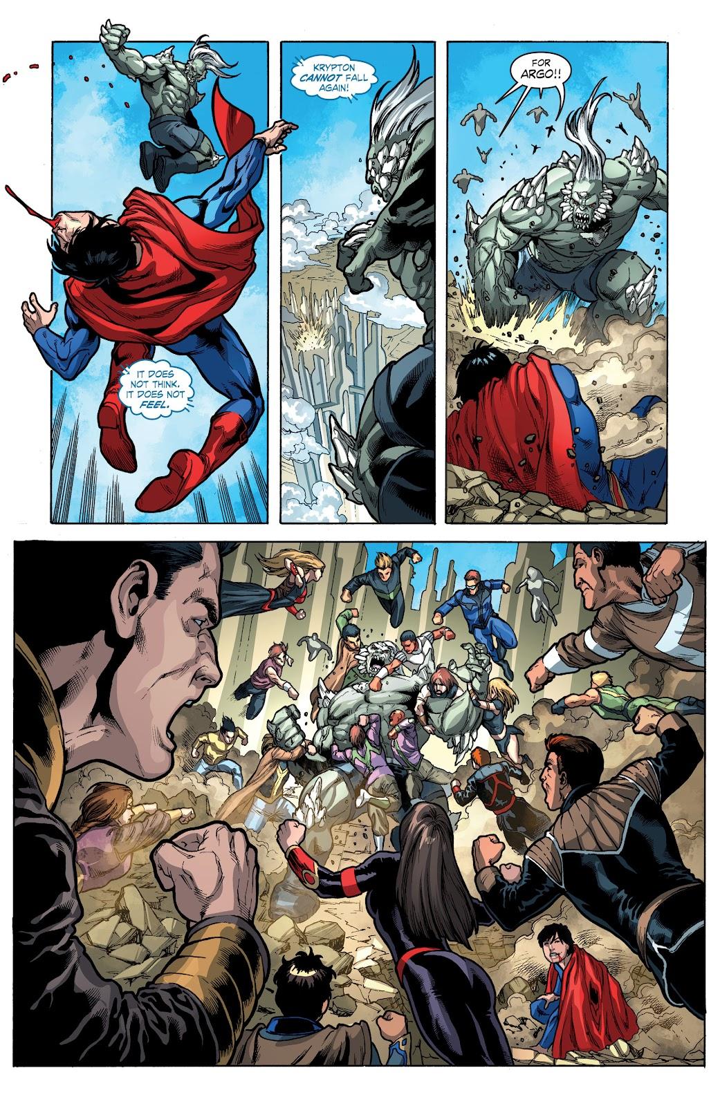 Read online Smallville Season 11 [II] comic -  Issue # TPB 4 - 88