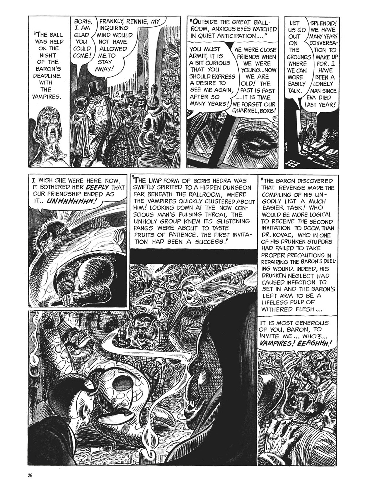 Read online Eerie Archives comic -  Issue # TPB 1 - 27