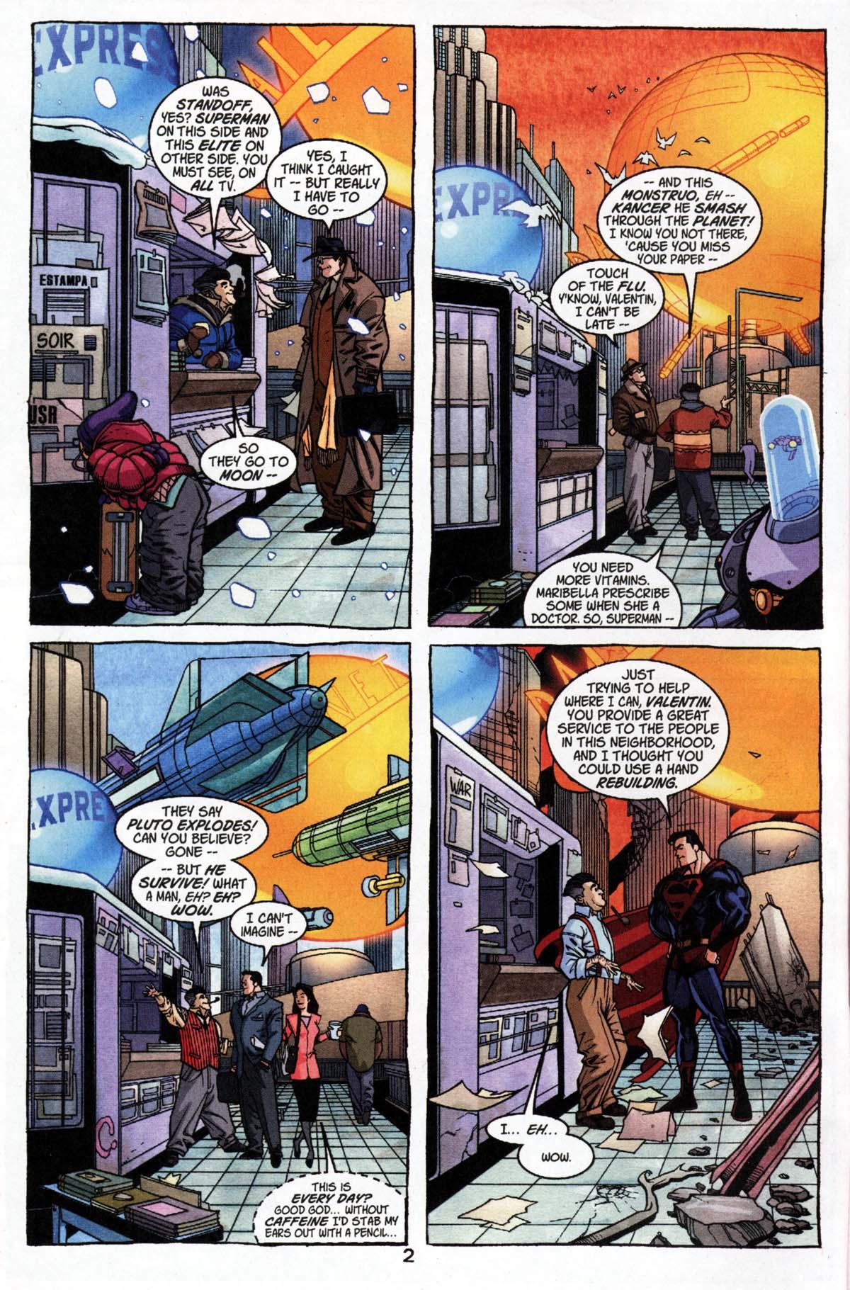 Action Comics (1938) 792 Page 2