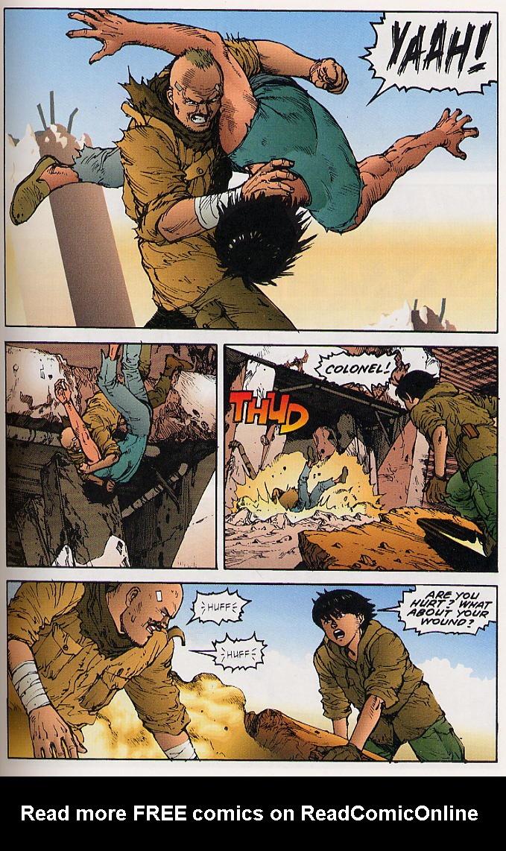Read online Akira comic -  Issue #25 - 36