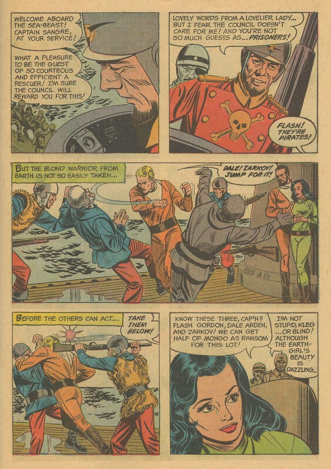 Flash Gordon (1966) issue 2 - Page 27