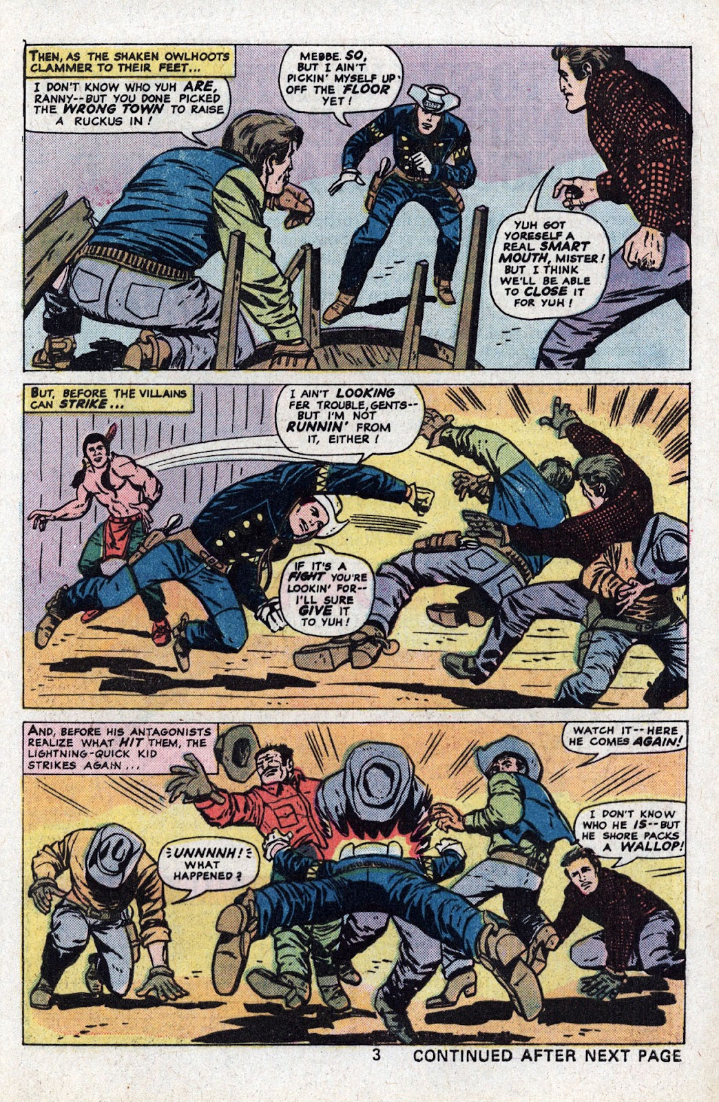 The Rawhide Kid (1955) issue 130 - Page 5