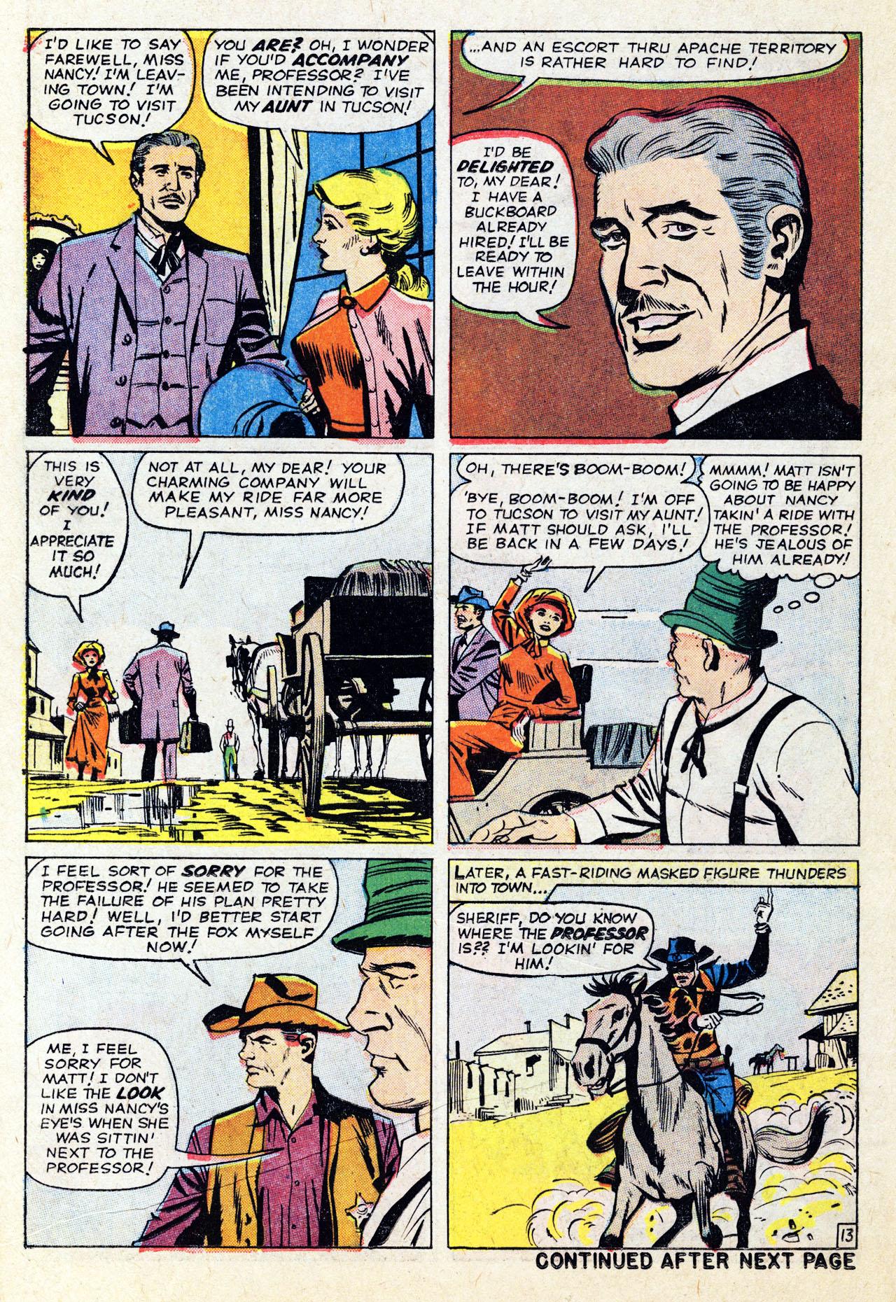 Read online Two-Gun Kid comic -  Issue #67 - 18
