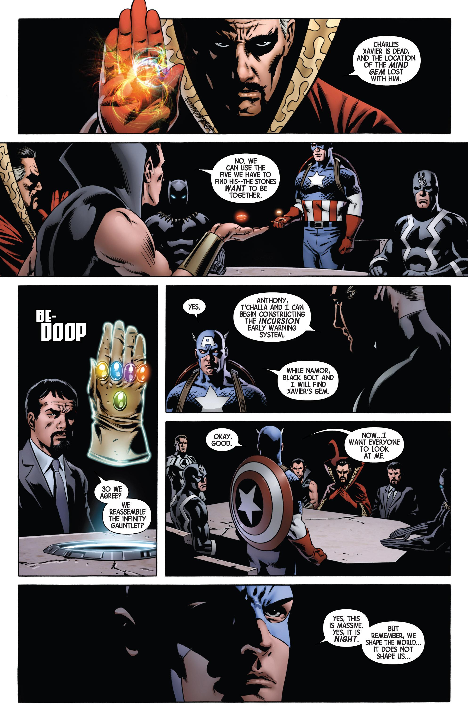 Read online Secret Wars Prelude comic -  Issue # Full - 216