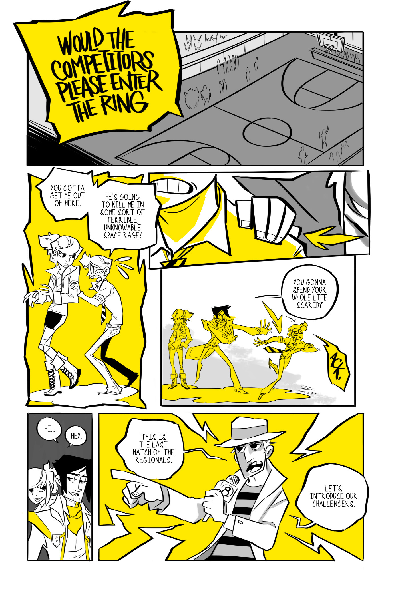 Read online BUZZ! comic -  Issue # TPB - 59