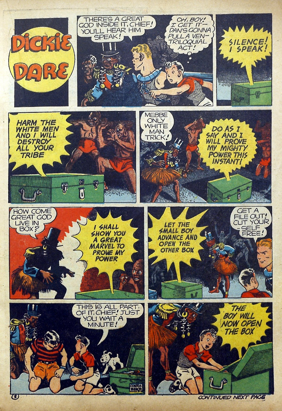 Read online Famous Funnies comic -  Issue #97 - 24