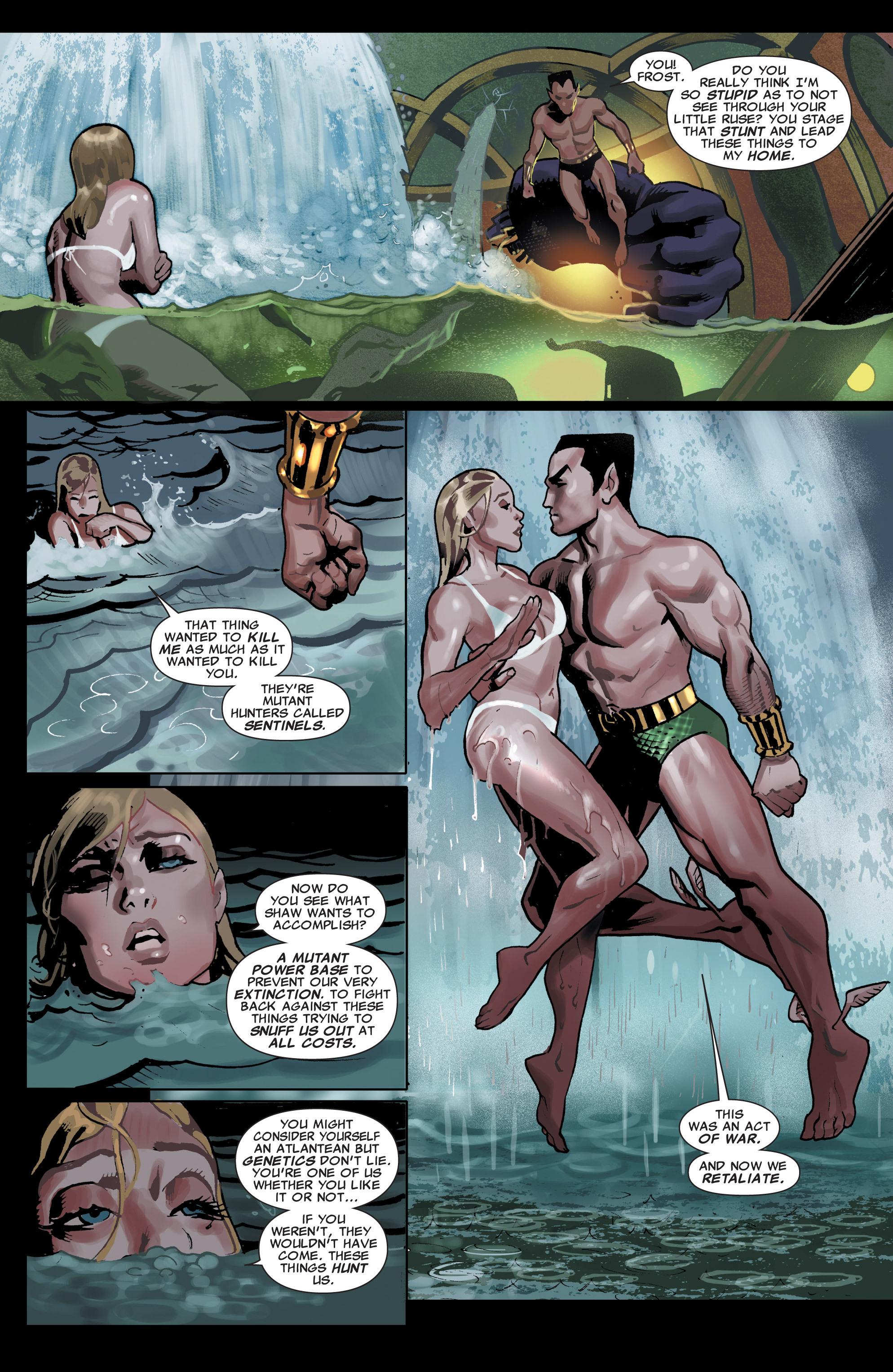 Read online Uncanny X-Men (1963) comic -  Issue # _Annual 2 (2009) - 26