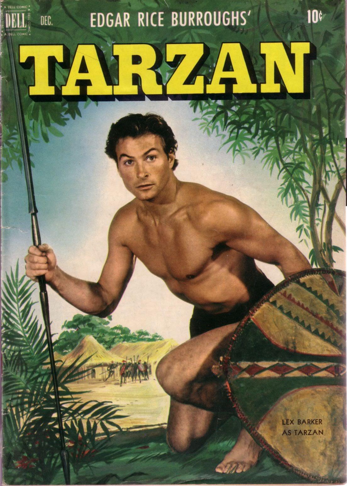 Tarzan (1948) issue 27 - Page 1