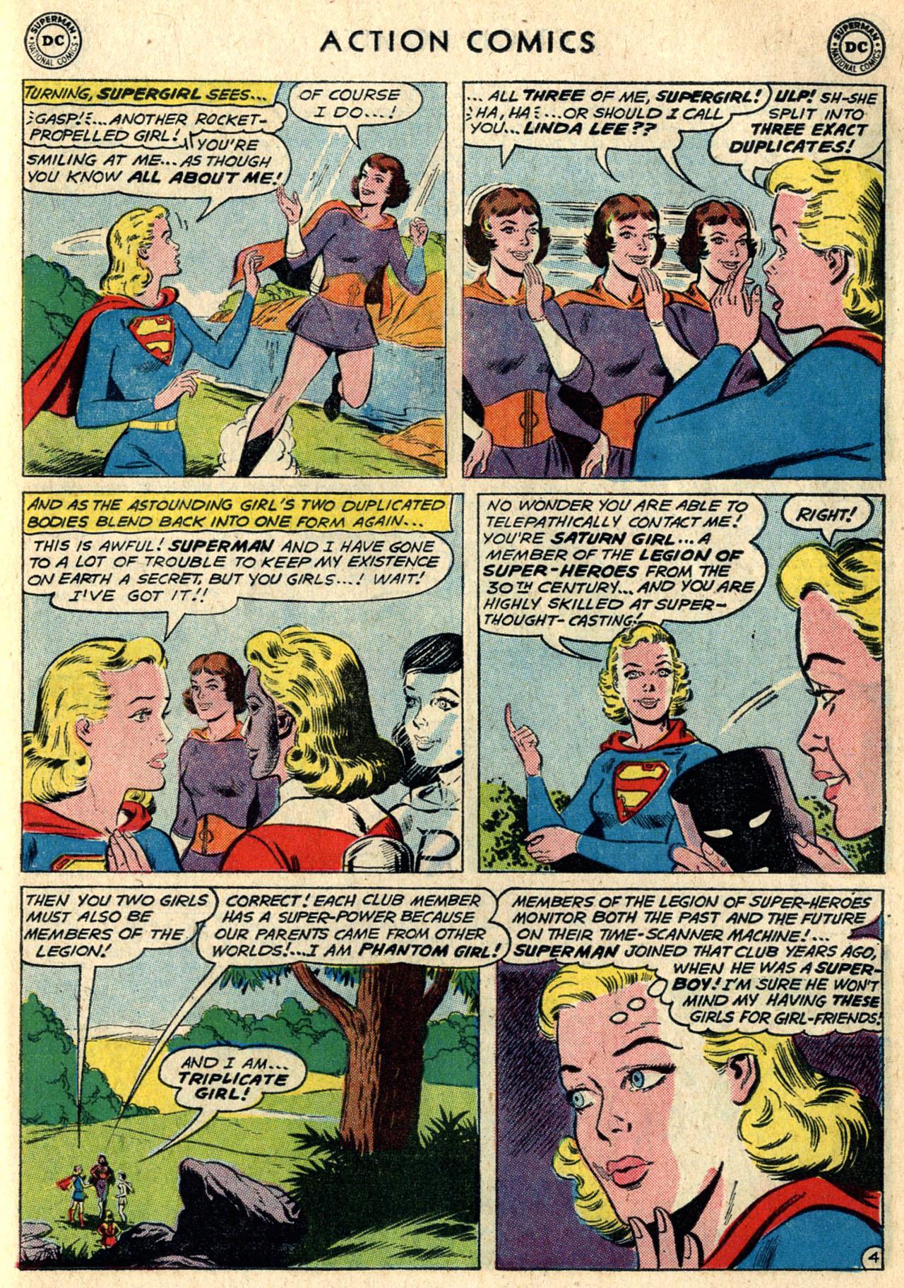 Action Comics (1938) 276 Page 22