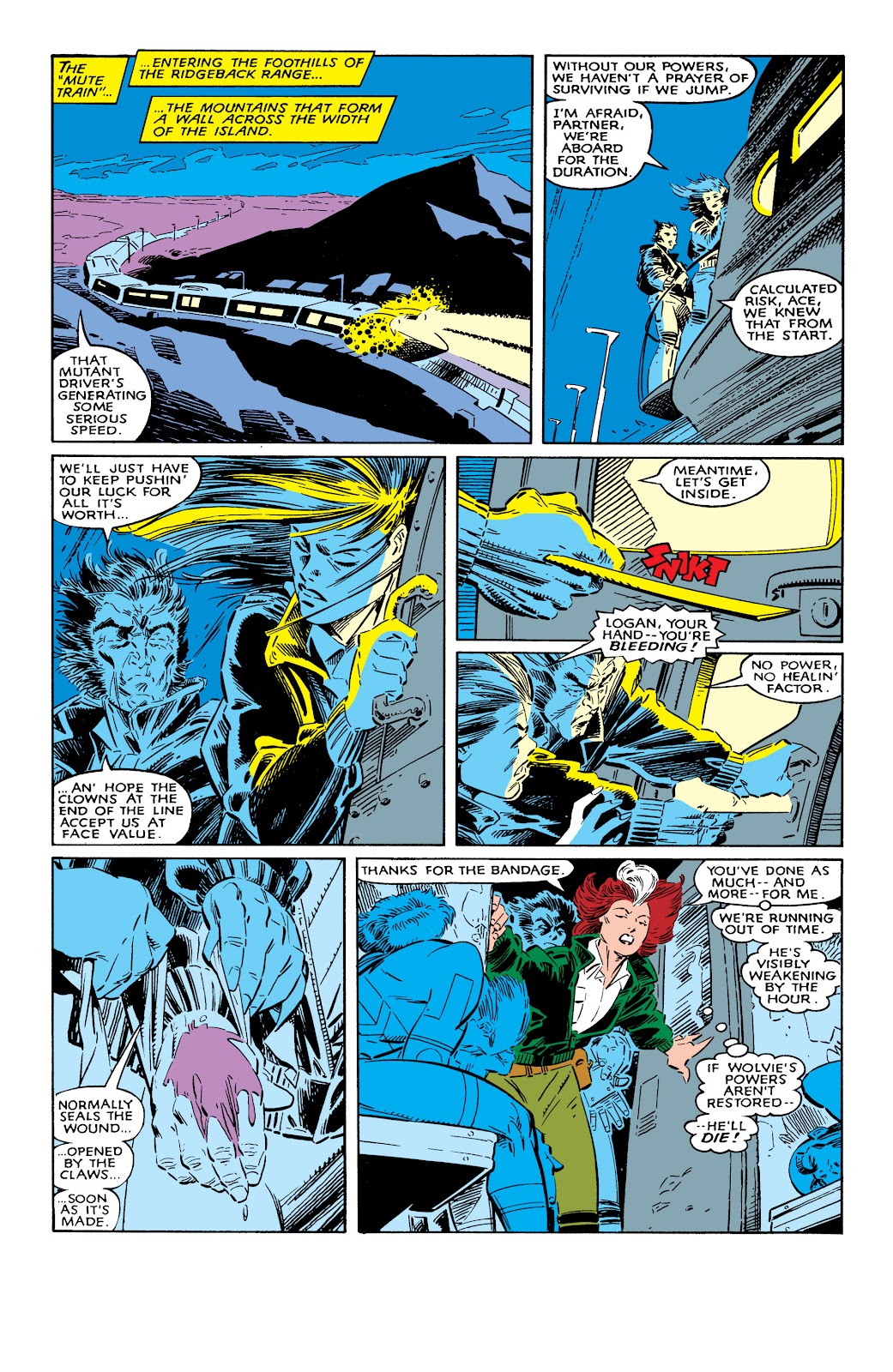 Uncanny X-Men (1963) issue 237 - Page 20