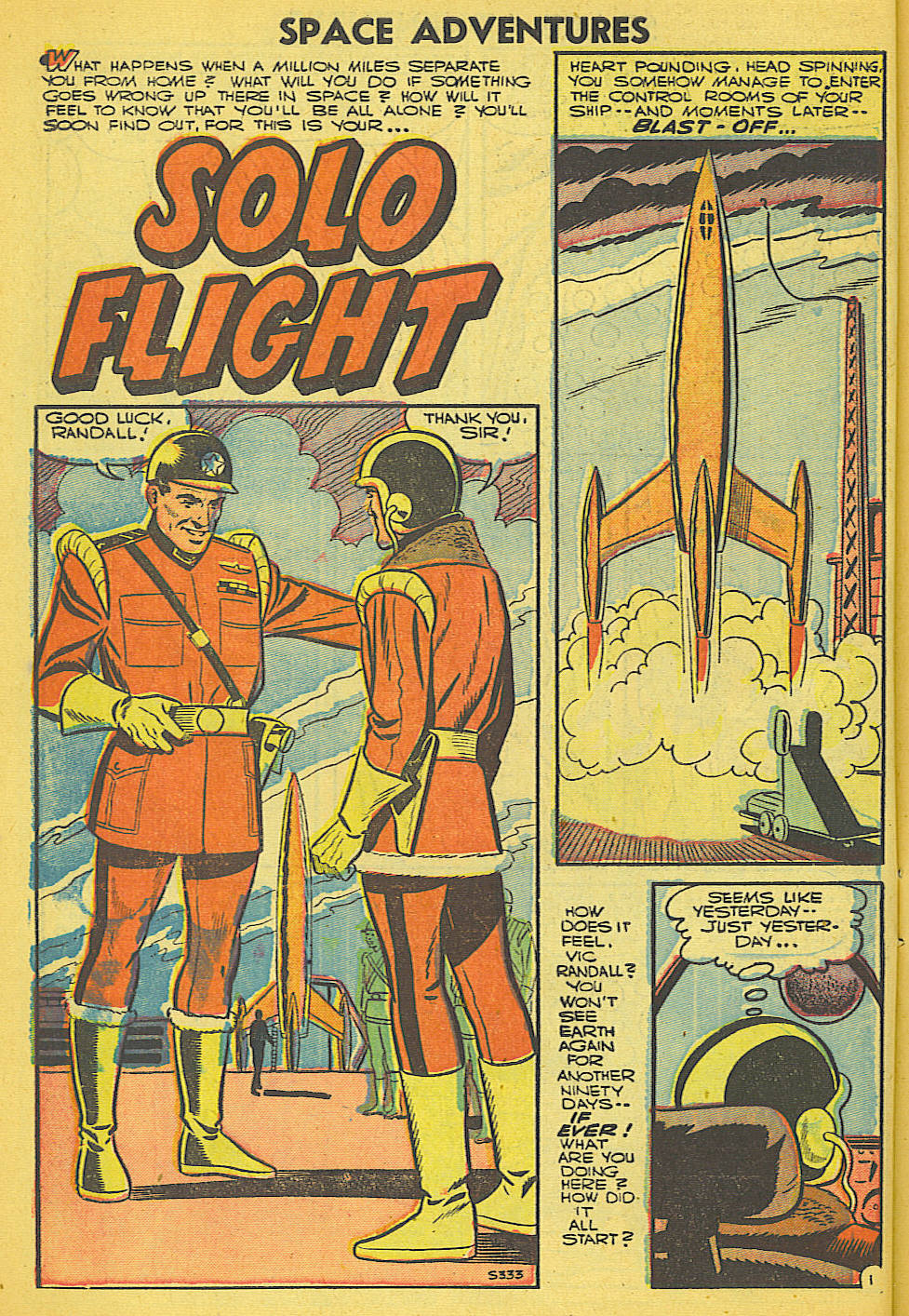 Space Adventures (1952) issue 21 - Page 10