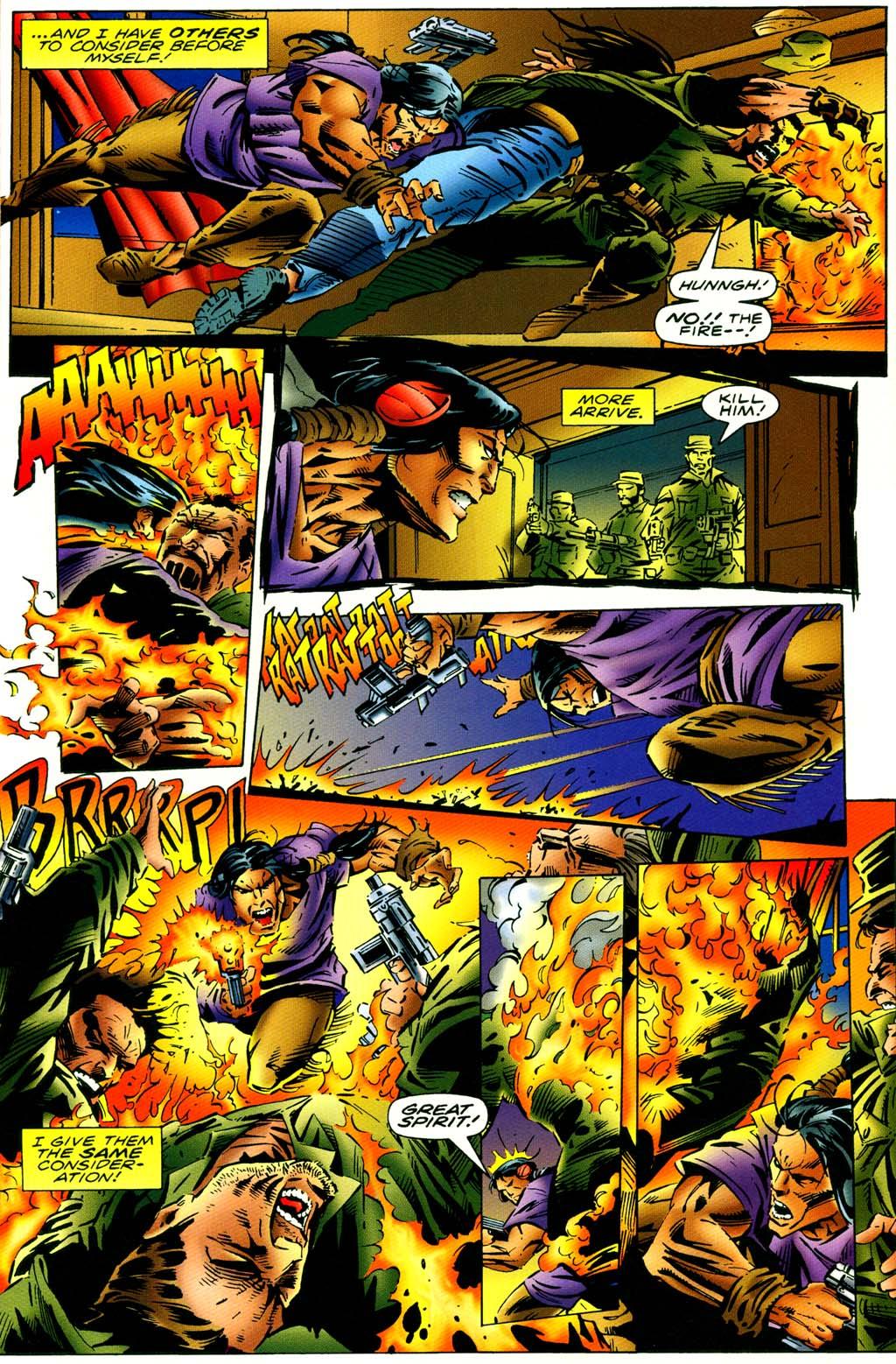 Read online Turok, Dinosaur Hunter (1993) comic -  Issue #42 - 15