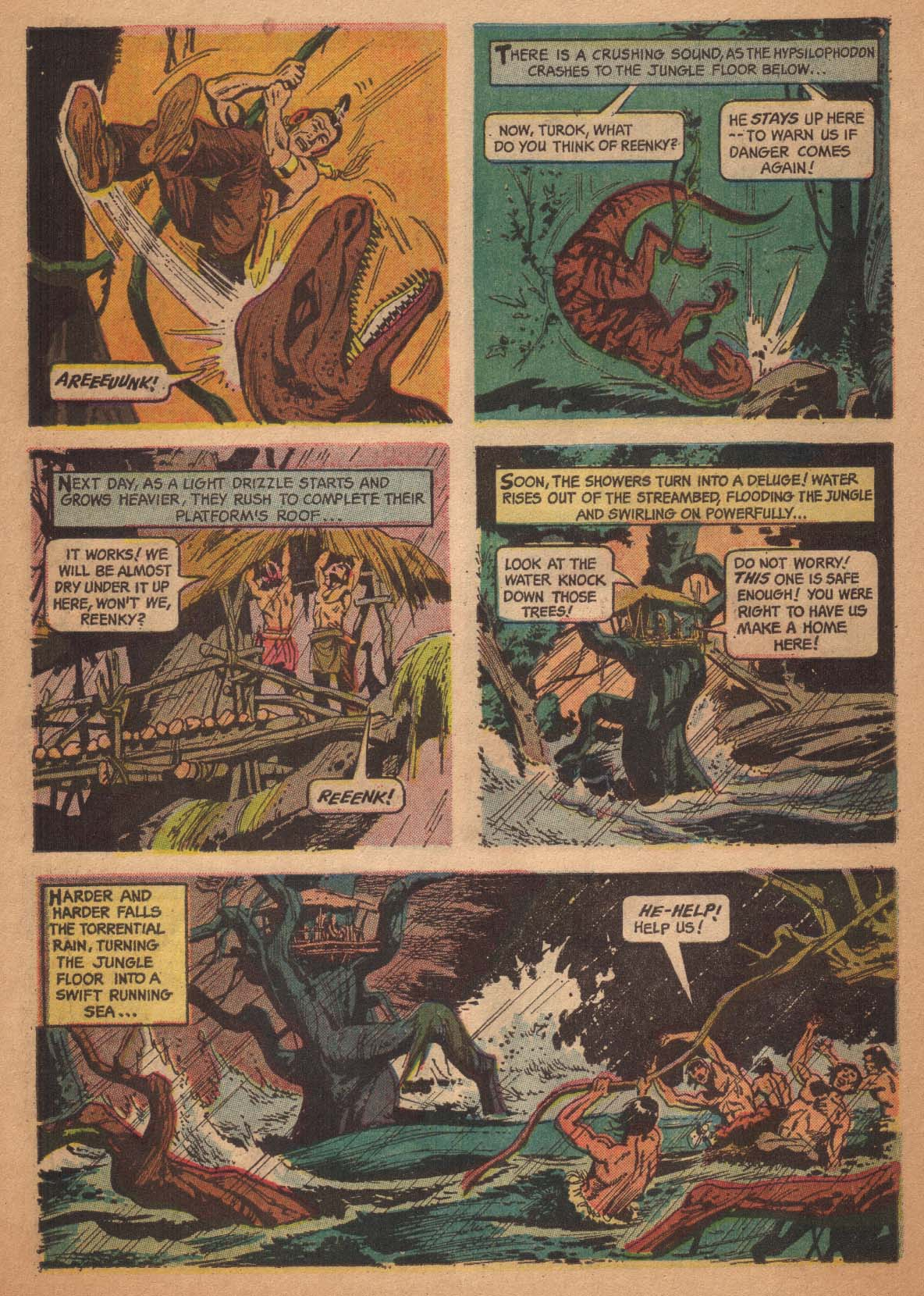 Read online Turok, Son of Stone comic -  Issue #47 - 10